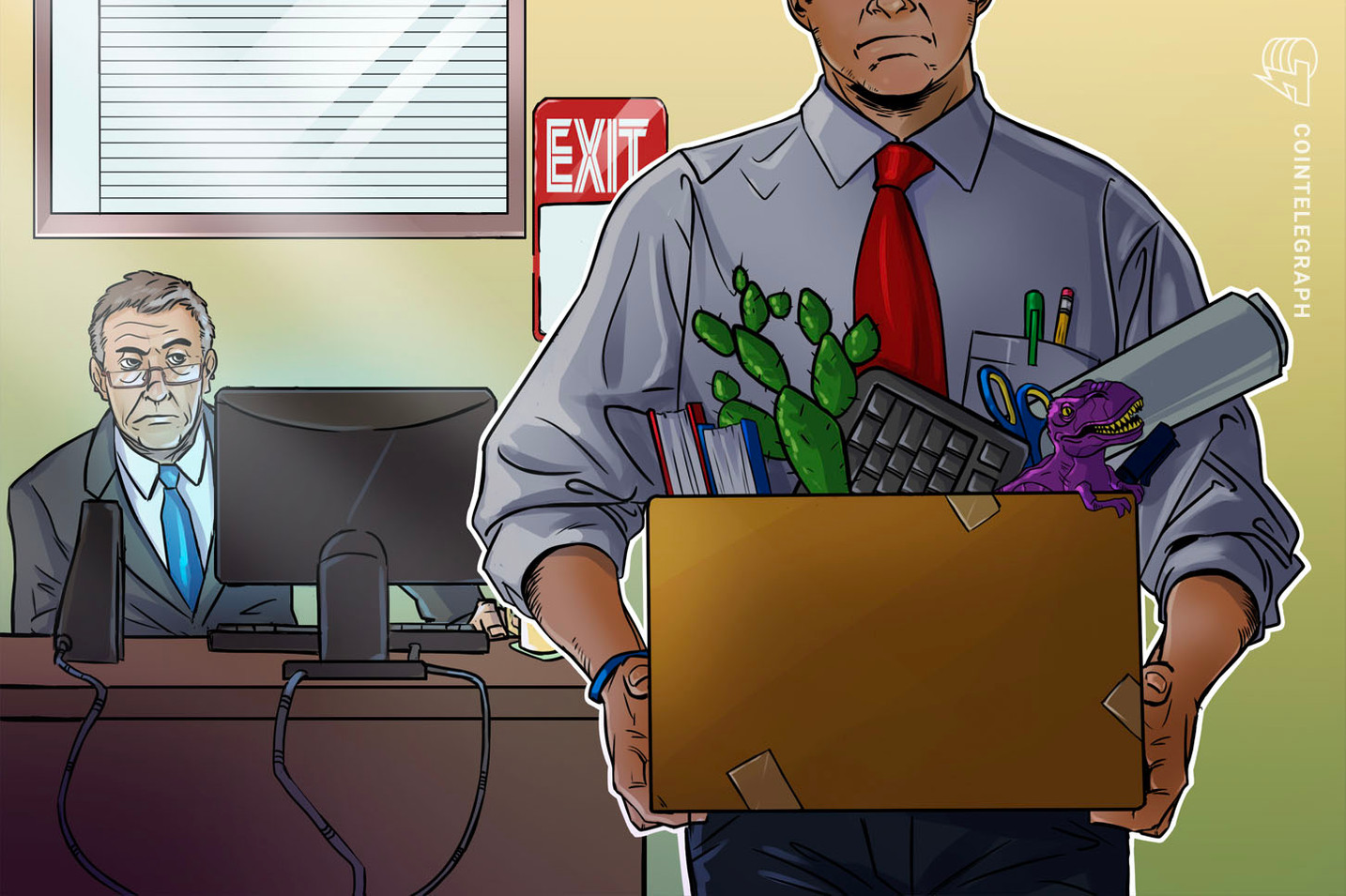 Blockchain Platform We.Trade Reportedly Slashes Workforce by Half