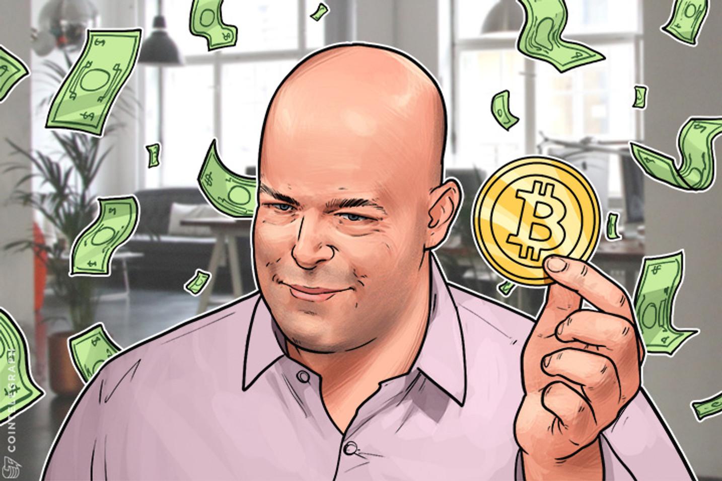 Alcista Moas: Bitcoin destinado a otro aumento de 500%
