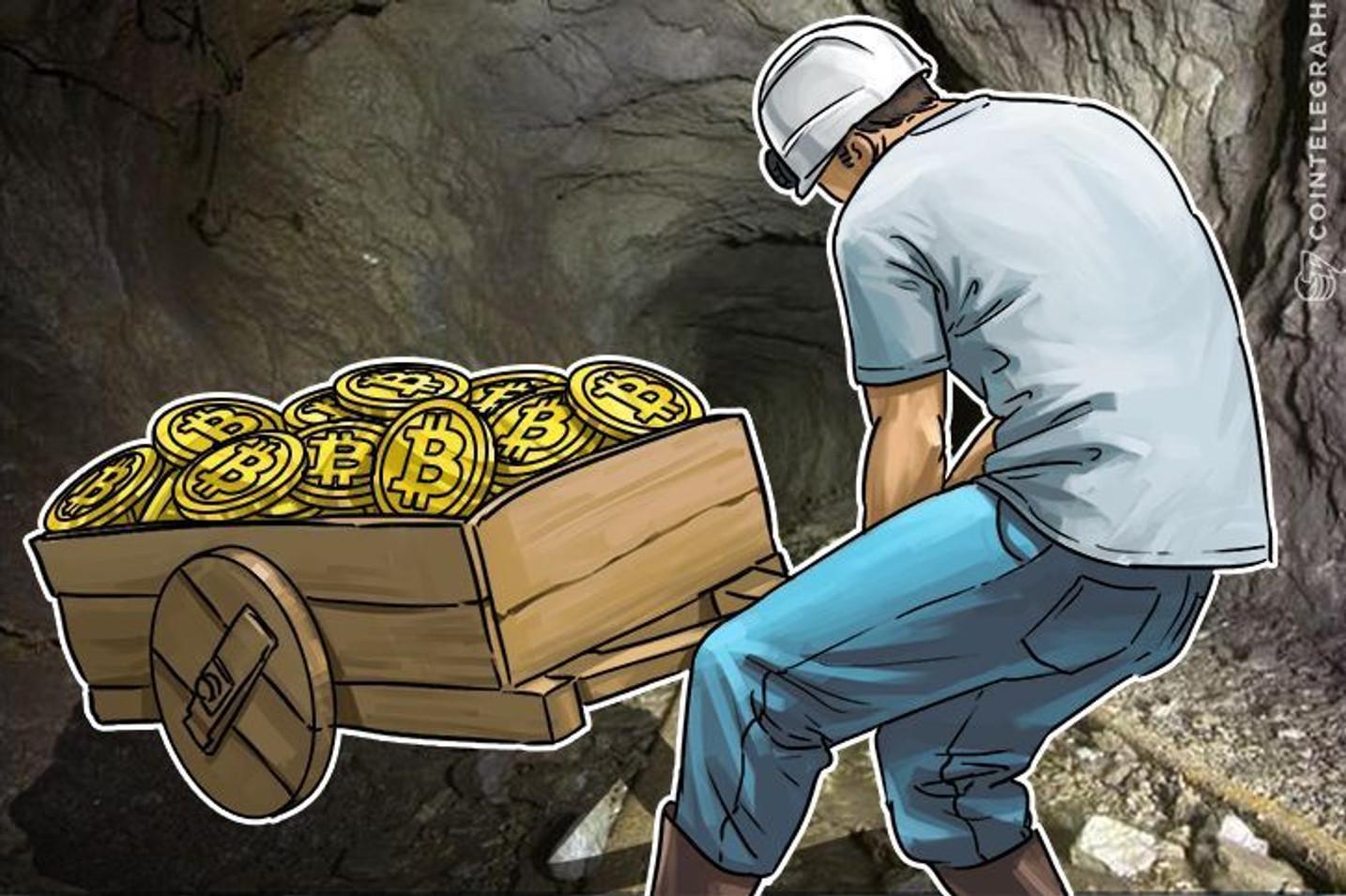 """CoinShares publicó el último """"Bitcoin Mining Report"""" del 2019"""