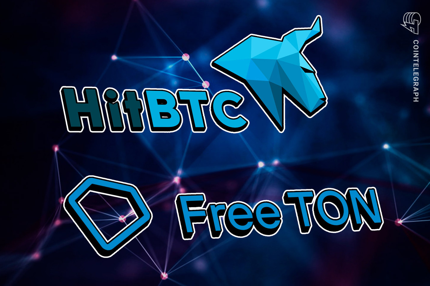 HitBTC is the latest to list Free TON's network token TON Crystal (TON)