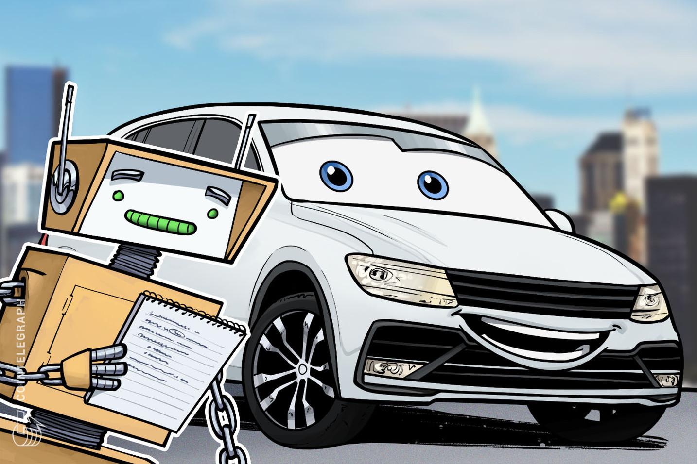 米国第4位のモバイル事業者、自動車向けブロックチェーンプラットフォームで提携