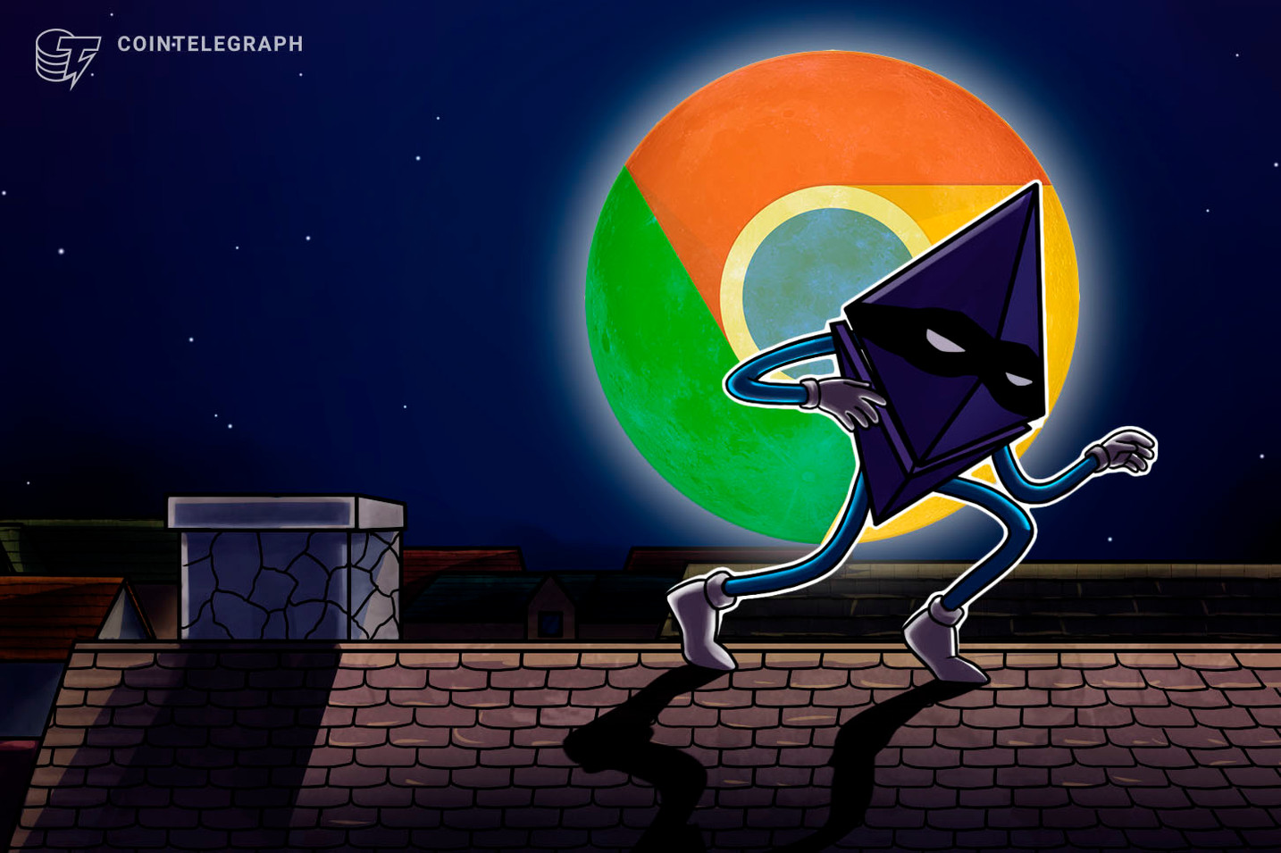 L'estensione per il browser Chrome di un wallet di Ethereum ruba dati personali iniettando codice JavaScript