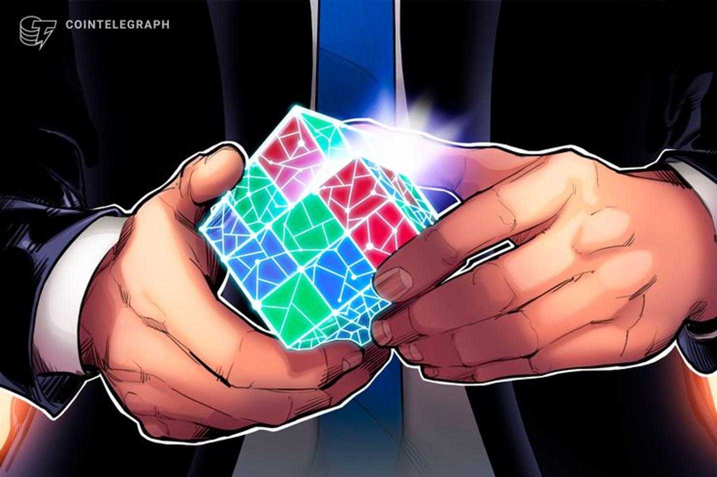 'Blockchain é empoderamento', diz CEO de startup de blockchain parceira do Grupo Votorantim