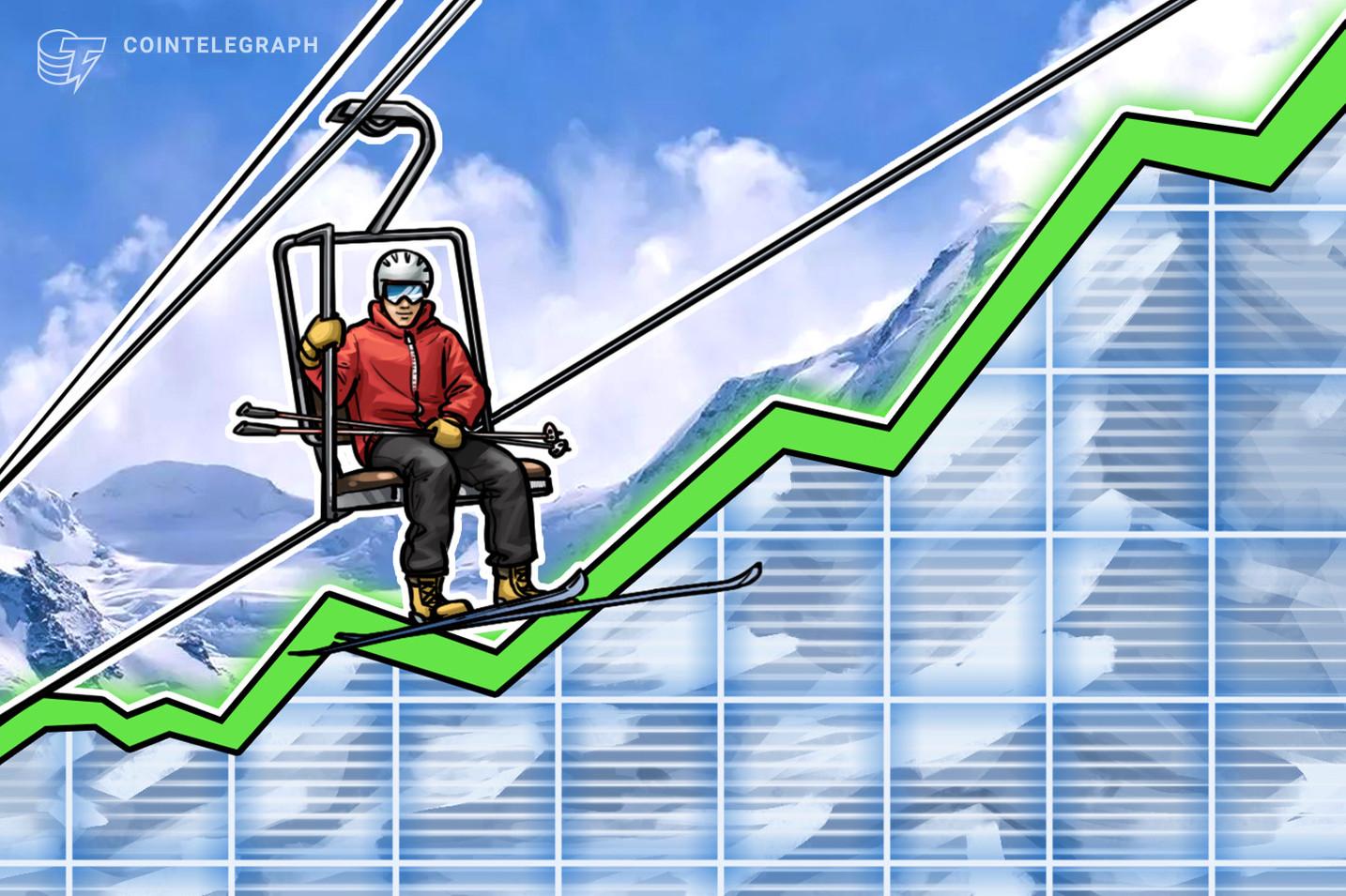 Bitcoin durchbricht 3.000 Euro - Aktienmarkt geht leicht zurück