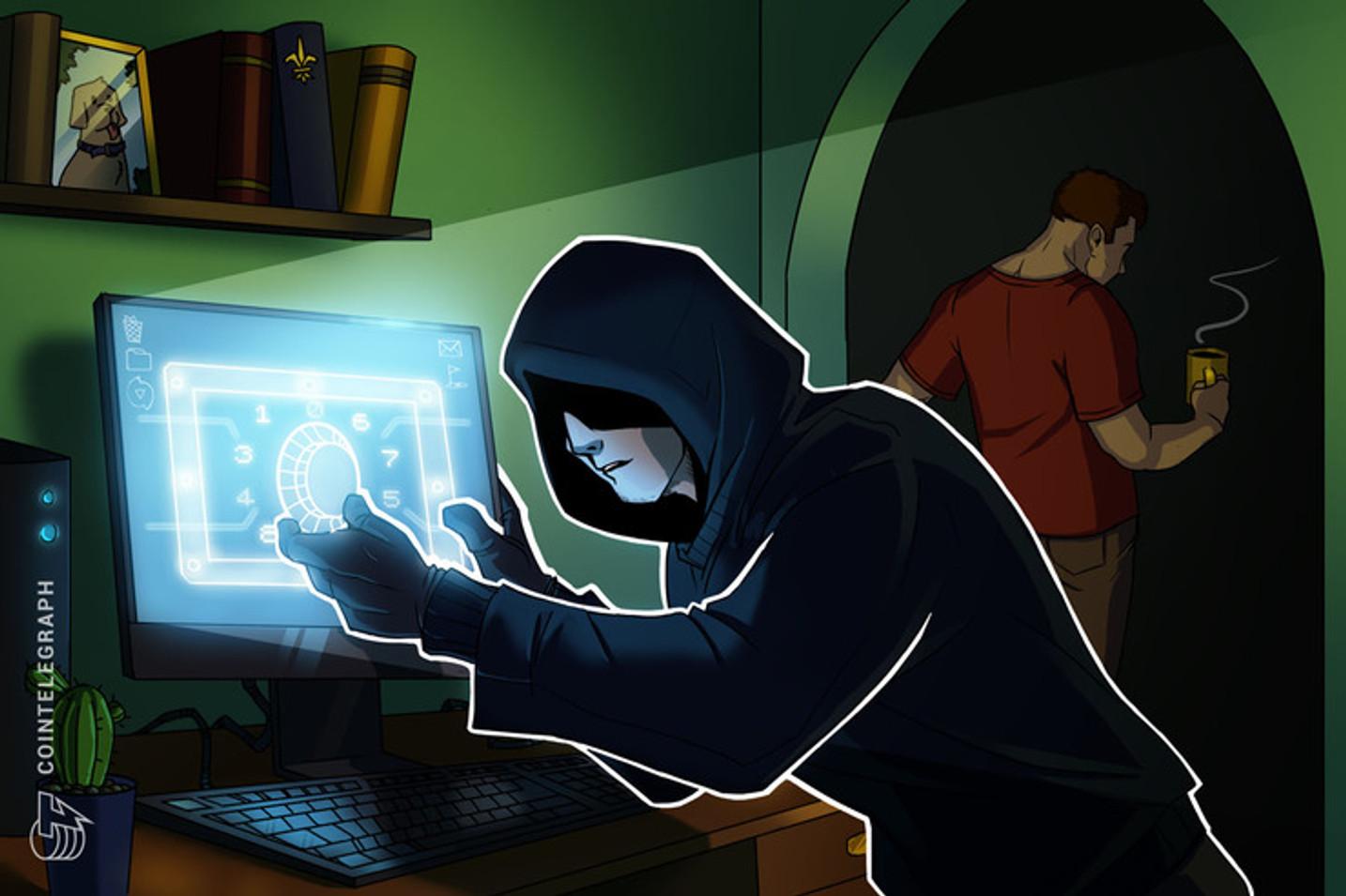 Ciberdelincuentes cobran 20 mil euros en Bitcoin para no difundir video sexual a entrenador de club de fútbol en España