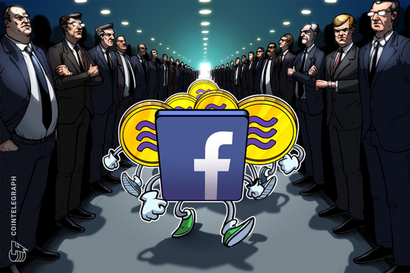 Diputado de Brasil quiere llamar a Facebook y al Banco Central de Brasil para debatir sobre Libra