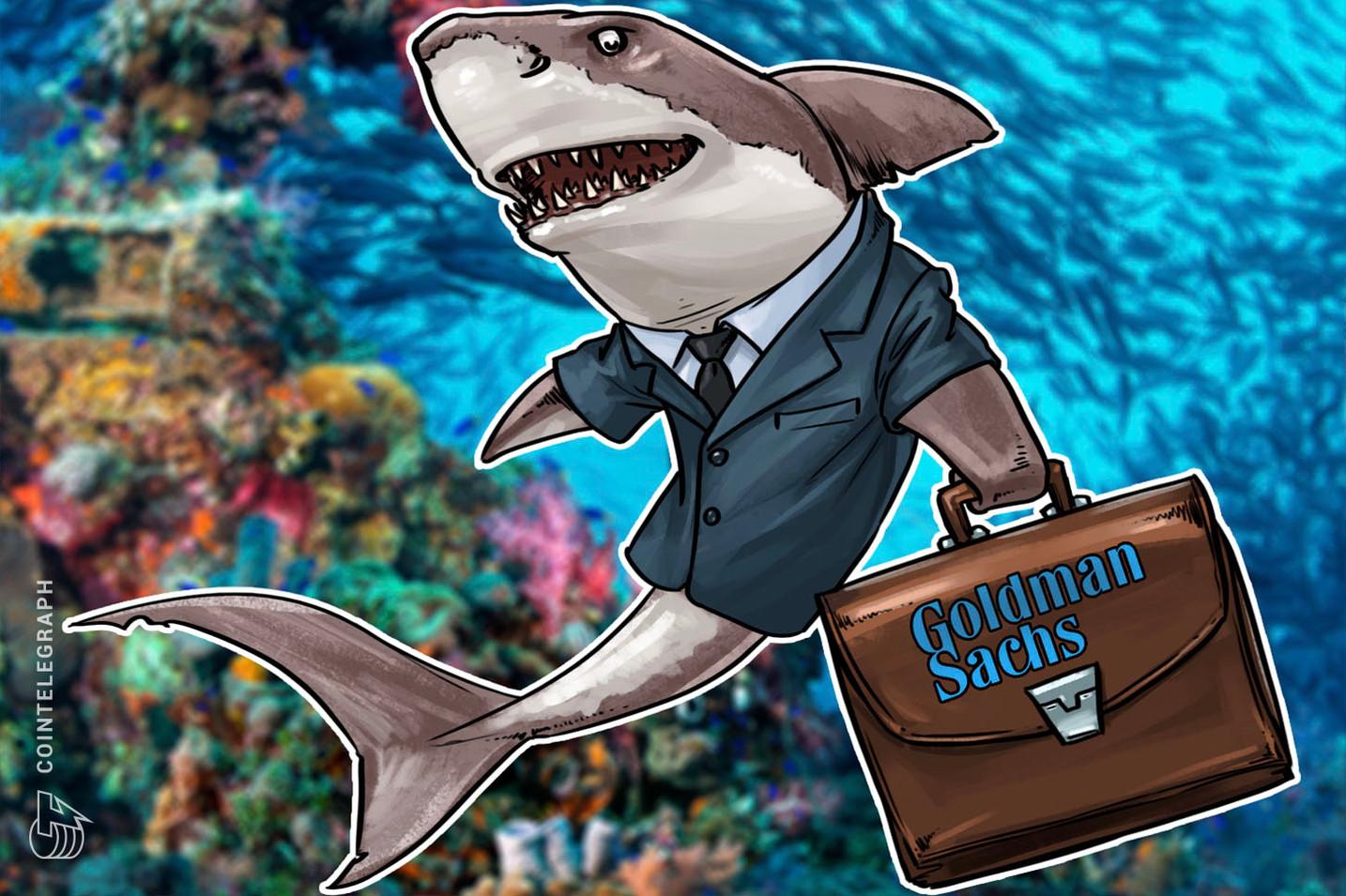 """مسؤولة تنفيذية سابقة بغولدمان ساكس تنضم إلى محفظة العملات الرقمية """"بلوكتشين"""" لجذب العملاء المؤسسيين"""