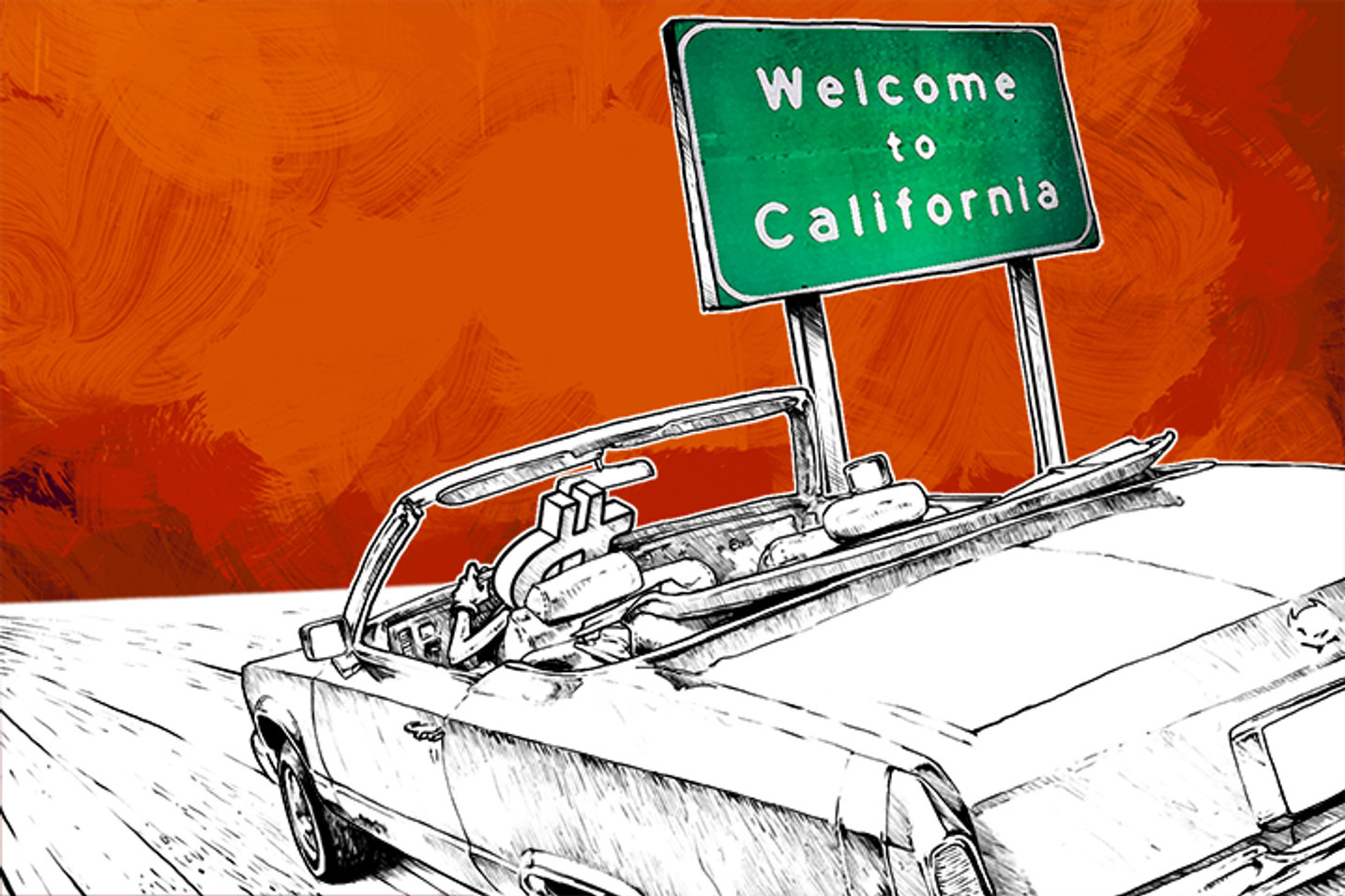 California Governor Approves Bitcoin for Transactions