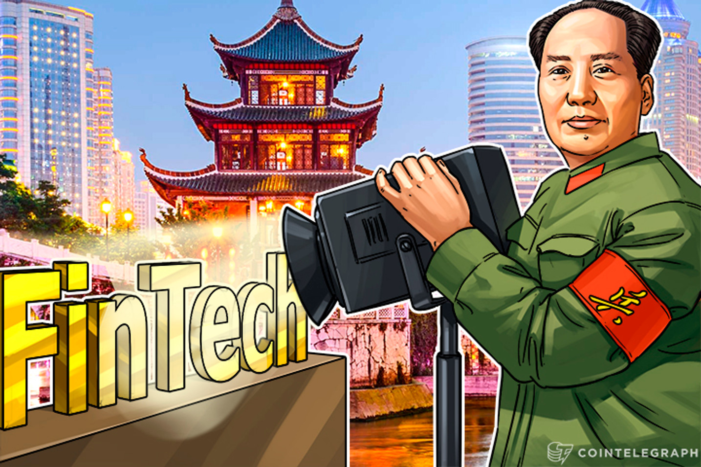 China Will Lead FinTech & Blockchain Industries in 2017, Analysts Expect