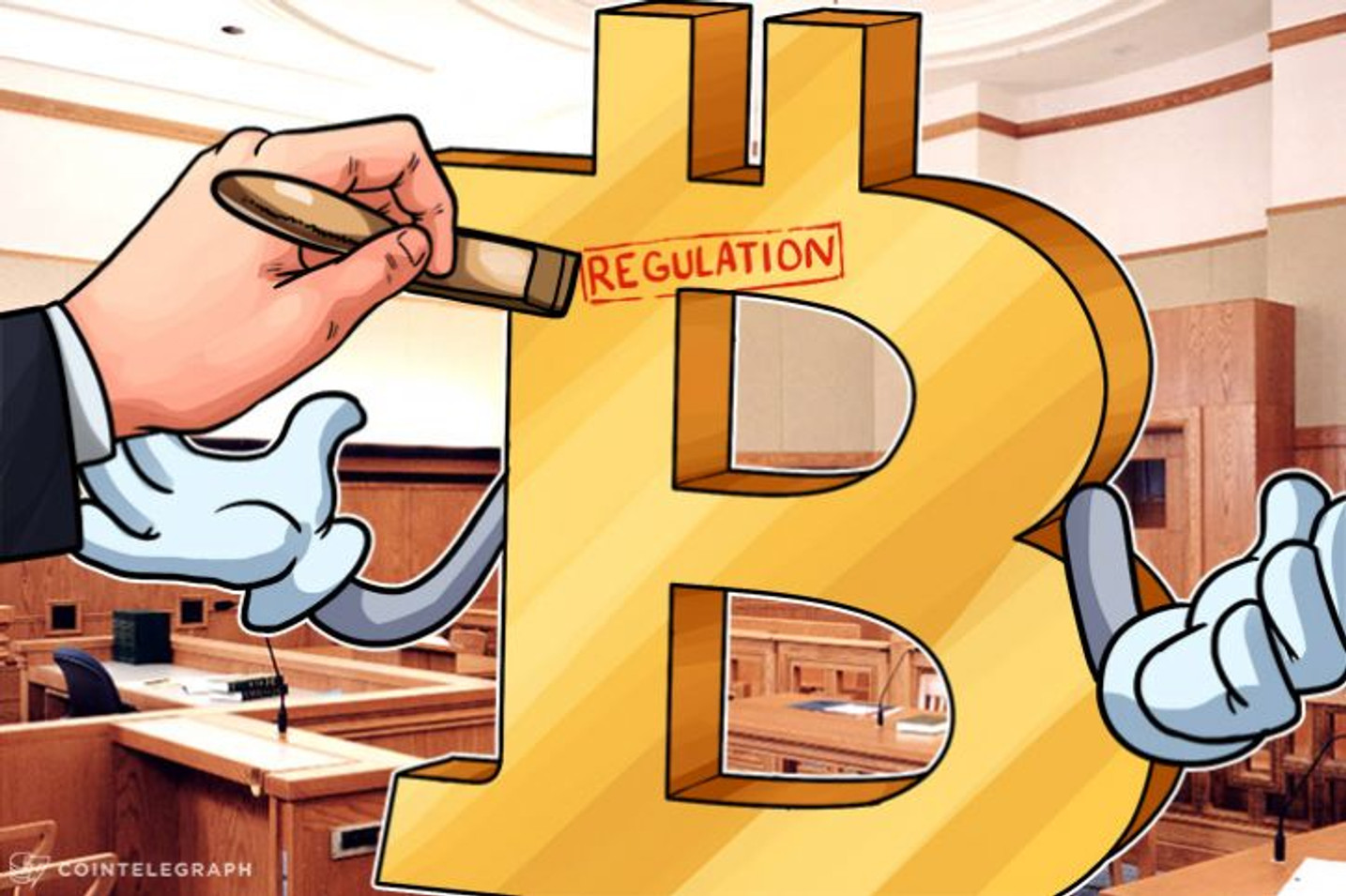 Regulation Is Only Hope For Bitcoin: Morgan Stanley