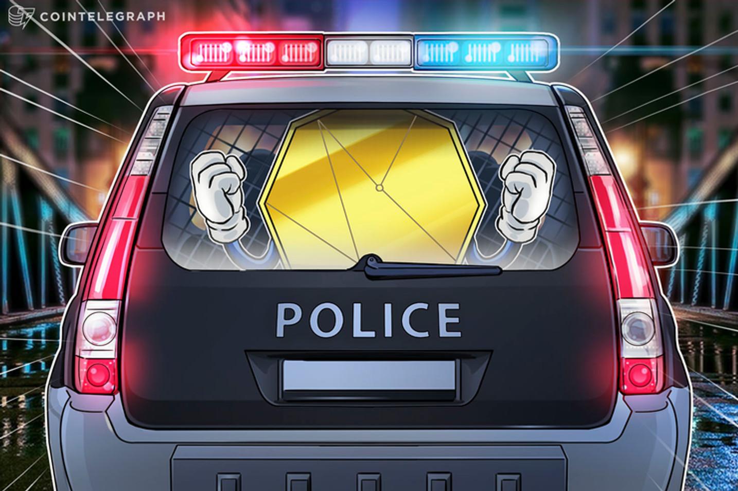 Investigação da Polícia Civil de Campinas sobre a Genbit é tema de matéria de afiliada da Rede Globo