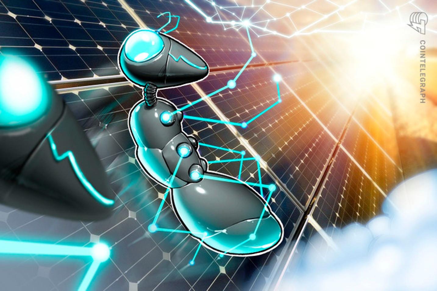 Plataforma colaborativa busca democratizar la energía solar utilizando blockchain e Internet de las Cosas