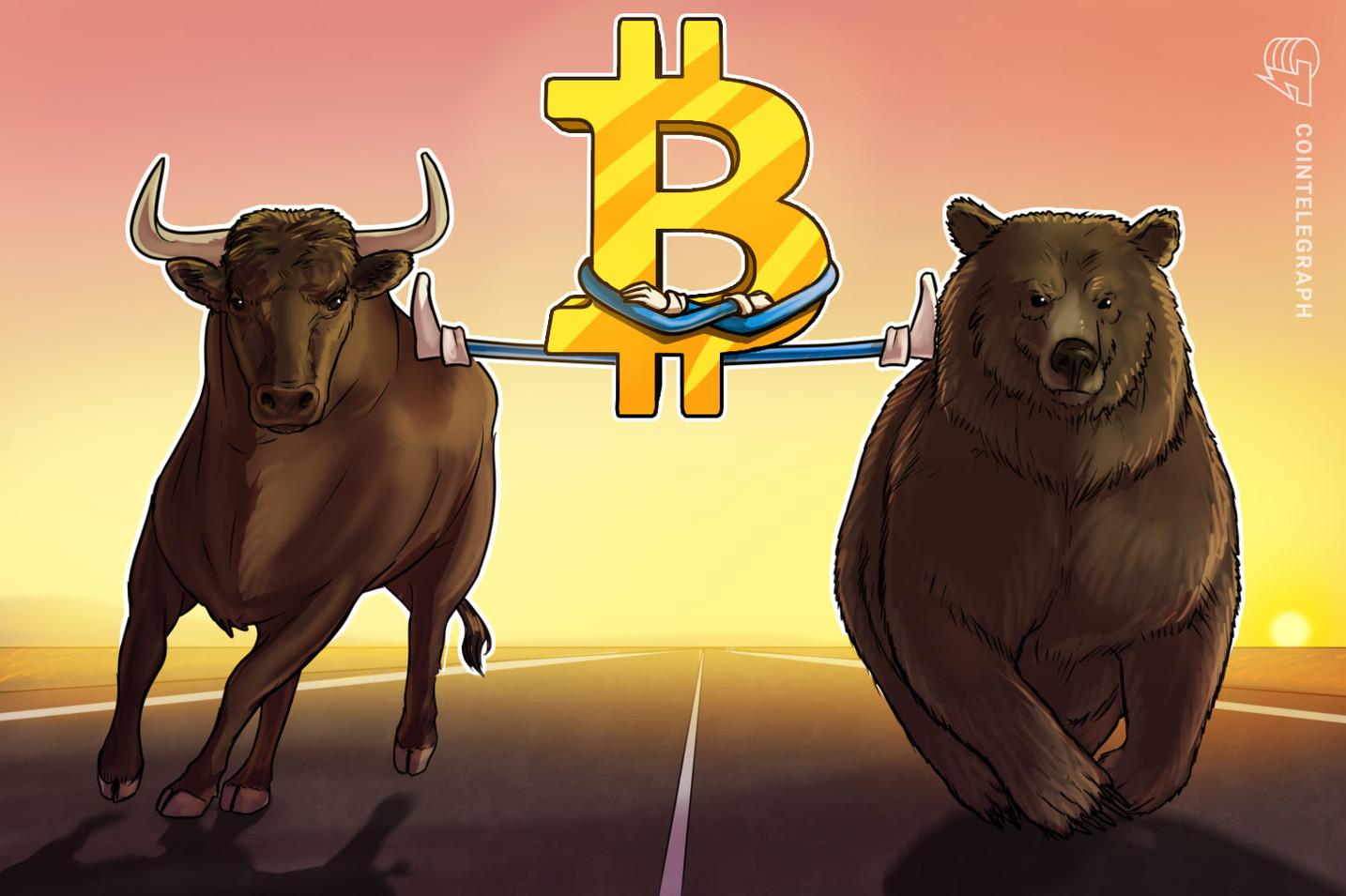 仮想通貨ビットコイン、再び12000ドルで拒否|「長期的上昇のために重要な動き」の声