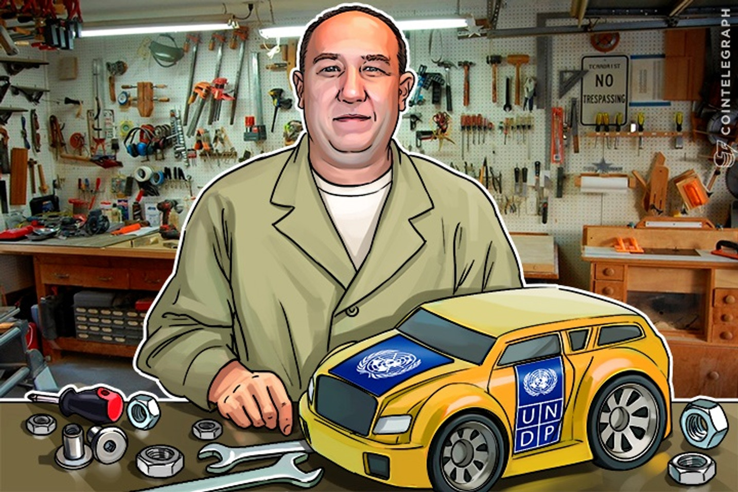 United Nations Will Adopt Emercoin For Its Car Fleet Management Project