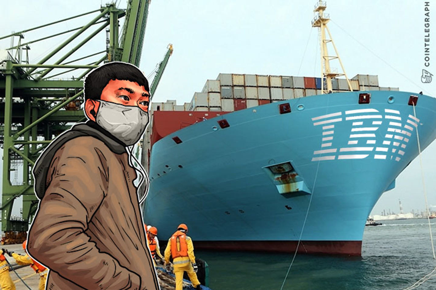 IBM Signs Deal with Singaporean Port Operator and Regional Shipping Firm to Pilot Blockchain-based Supply Chain Network