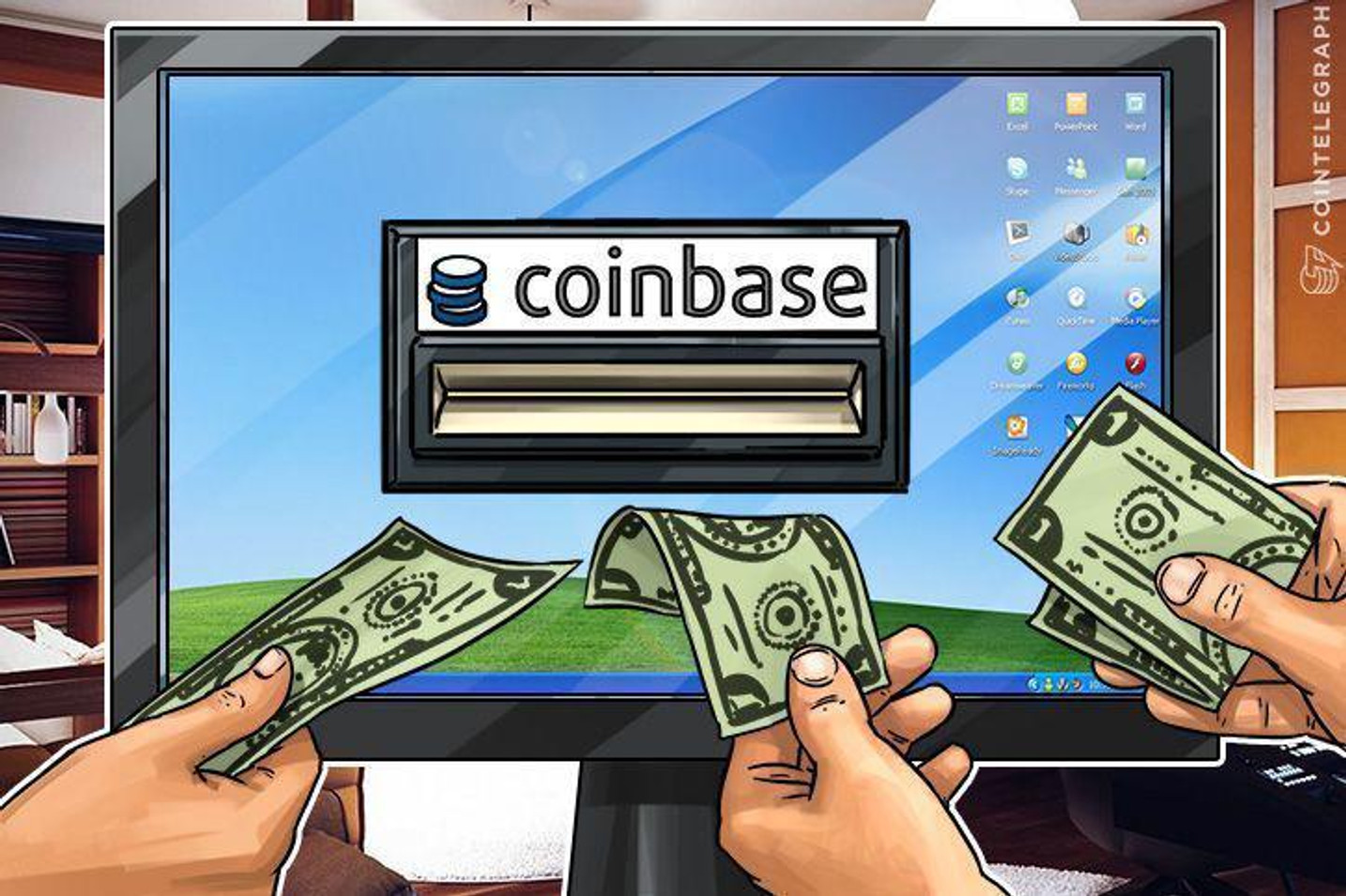 Coinbase: Bitcoin Buys And Sells 'Intermittently Available'