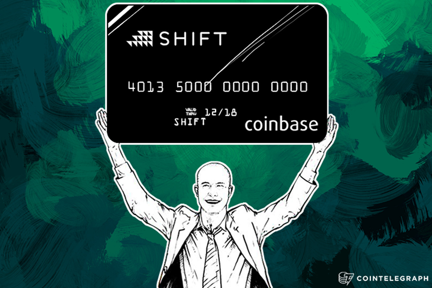 Coinbase Partners With Shift To Launch New Bitcoin Debit Card