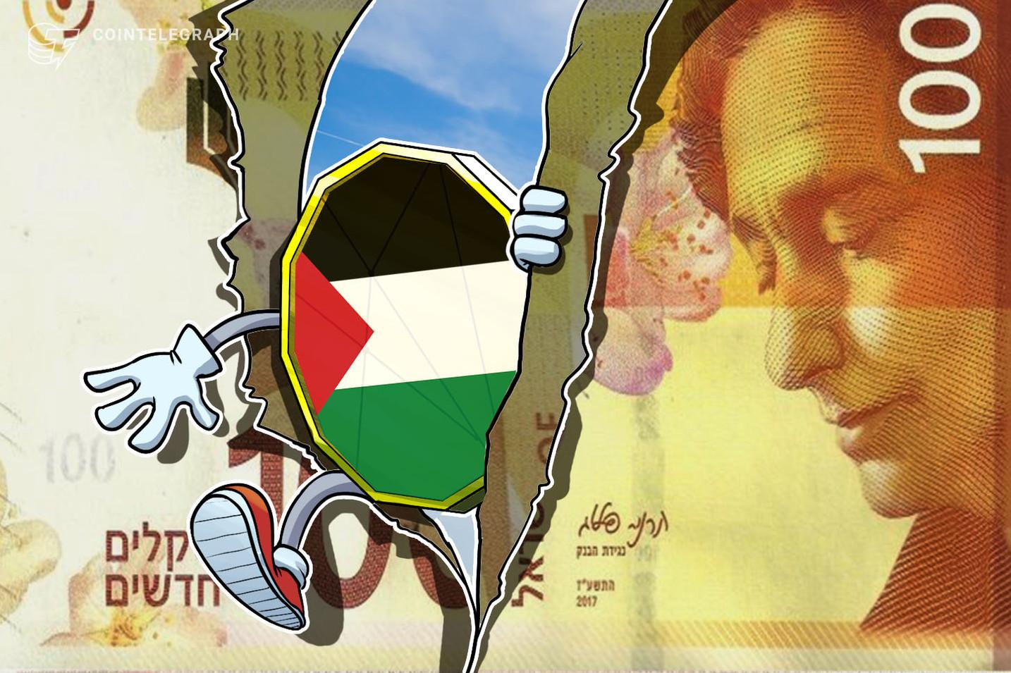 Palästina erwägt eigene Kryptowährung als Alternative zum israelischen Shekel