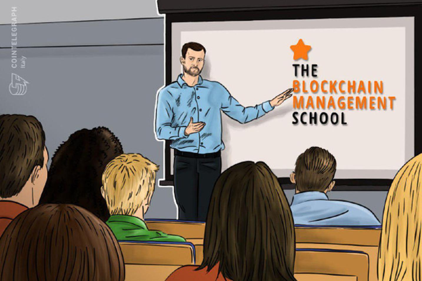 Al via le candidature alla 6° Edizione del Master Lab in Blockchain Technology & Management, 12 borse di studio disponibili