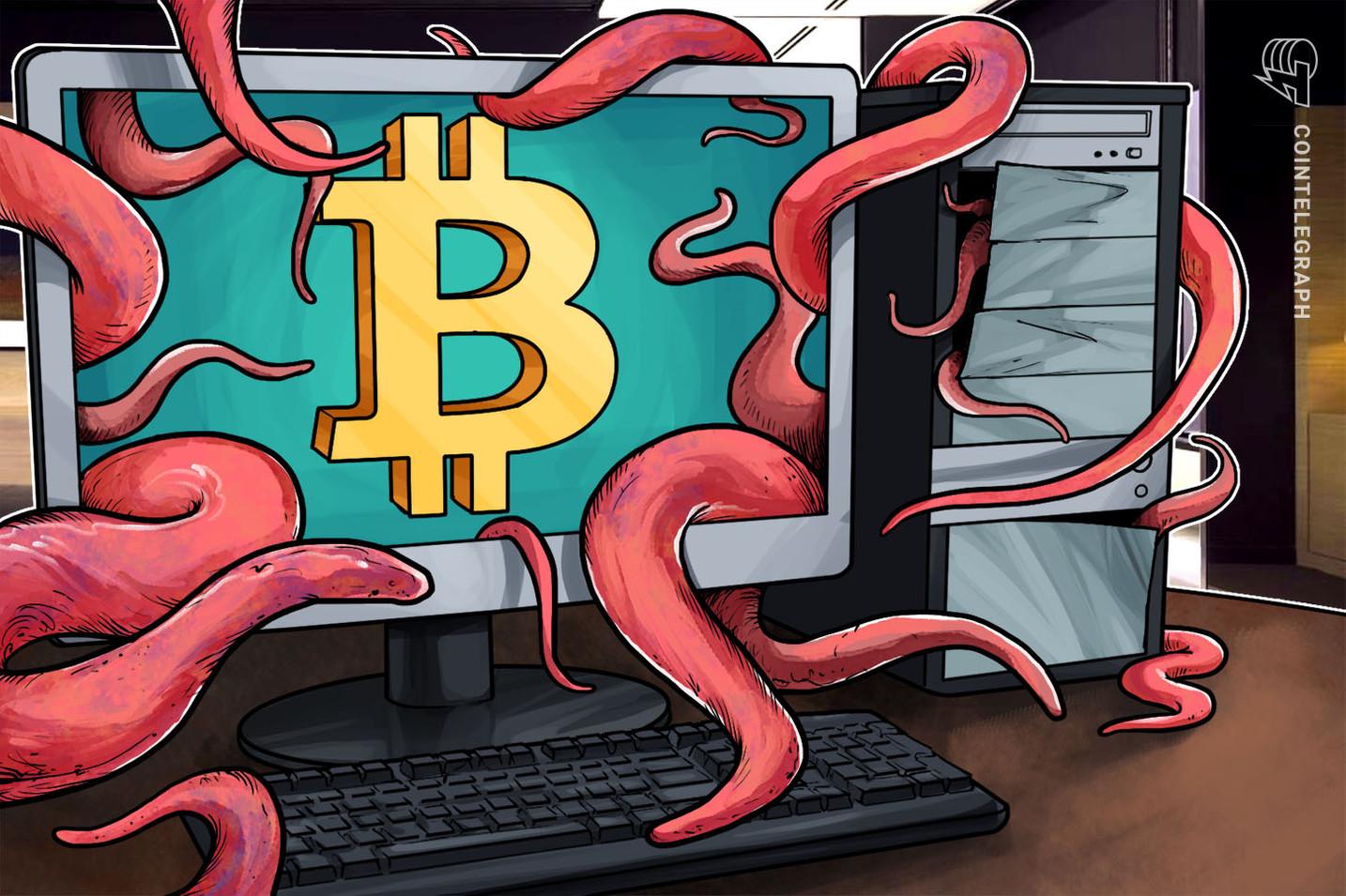 Bitcoin-Seeking Ransomware Ryuk Virus Found and Studied in China