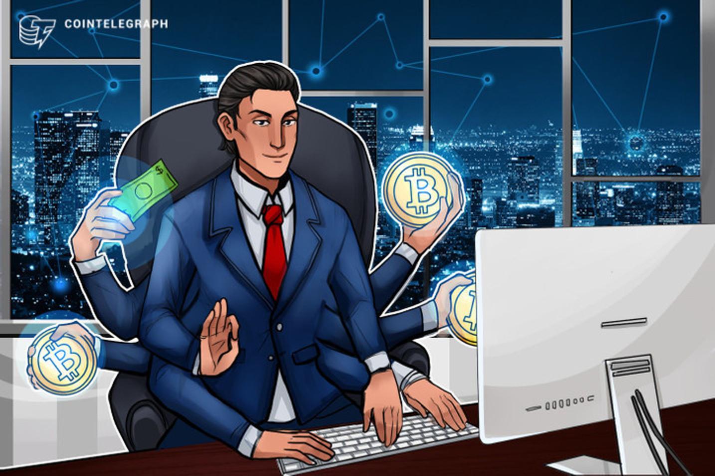 2TM, controladora do Mercado Bitcoin, anuncia que vai investir R$ 40 milhões na Concash