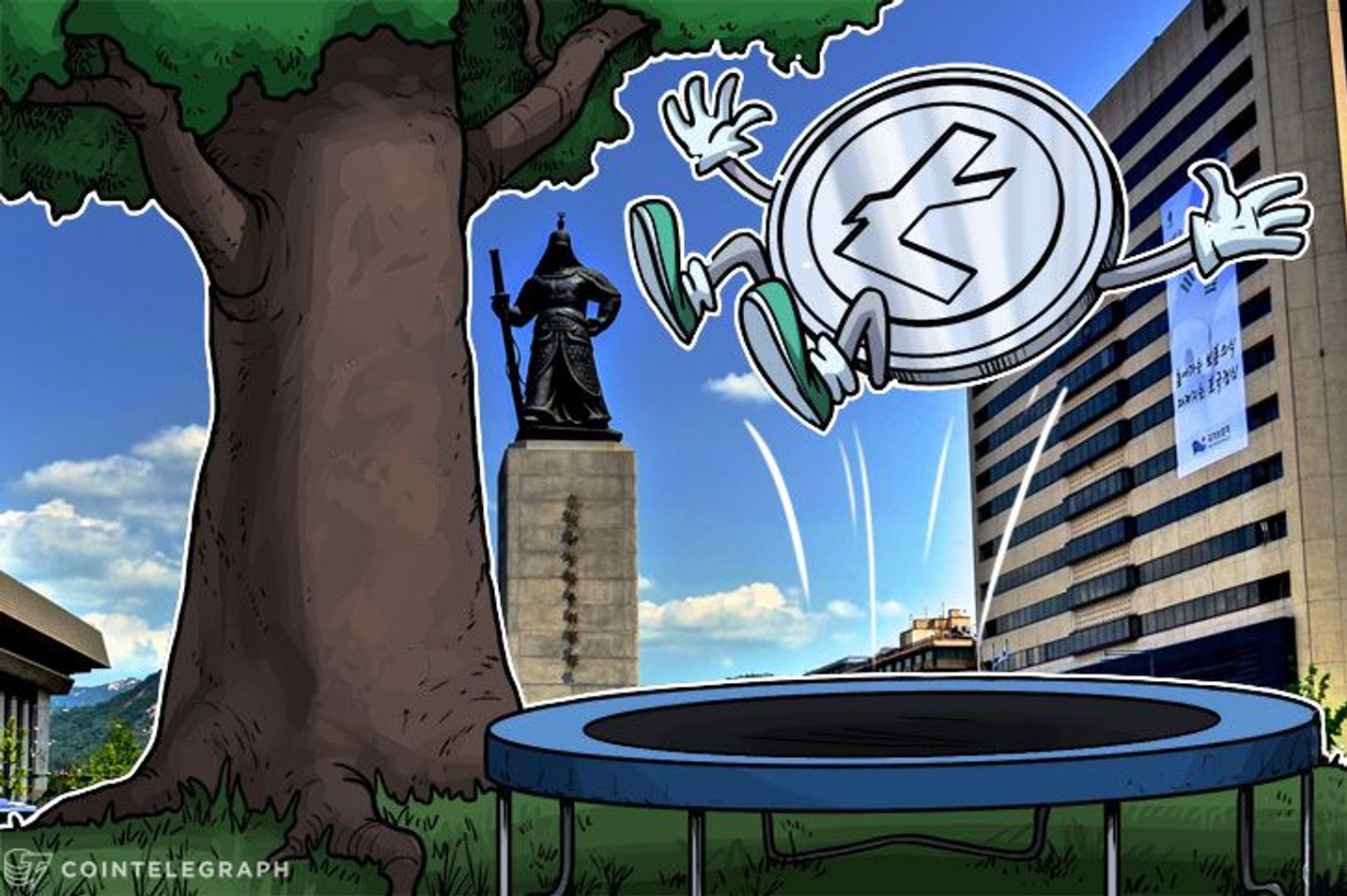 Litecoin Set to Approach $200 in Monster Rally