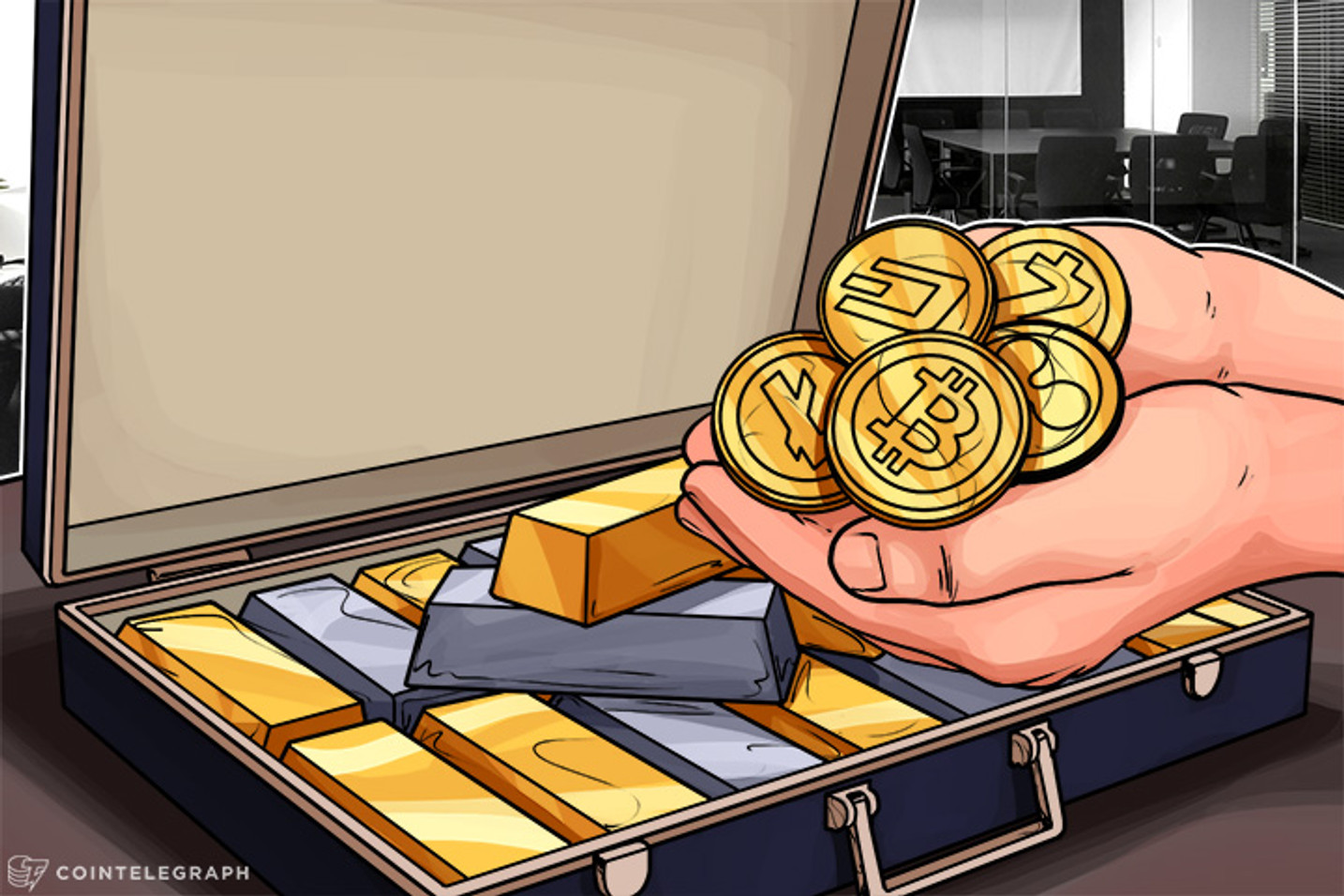 Why Bitcoin, Precious Metals Should Be Partners in Crisis Portfolio: Opinion