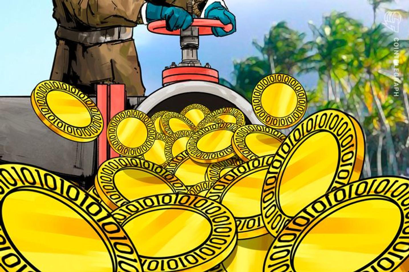 Gobierno de Venezuela otorga fondos para crear un millón de wallets e iniciar intercambios de criptomonedas