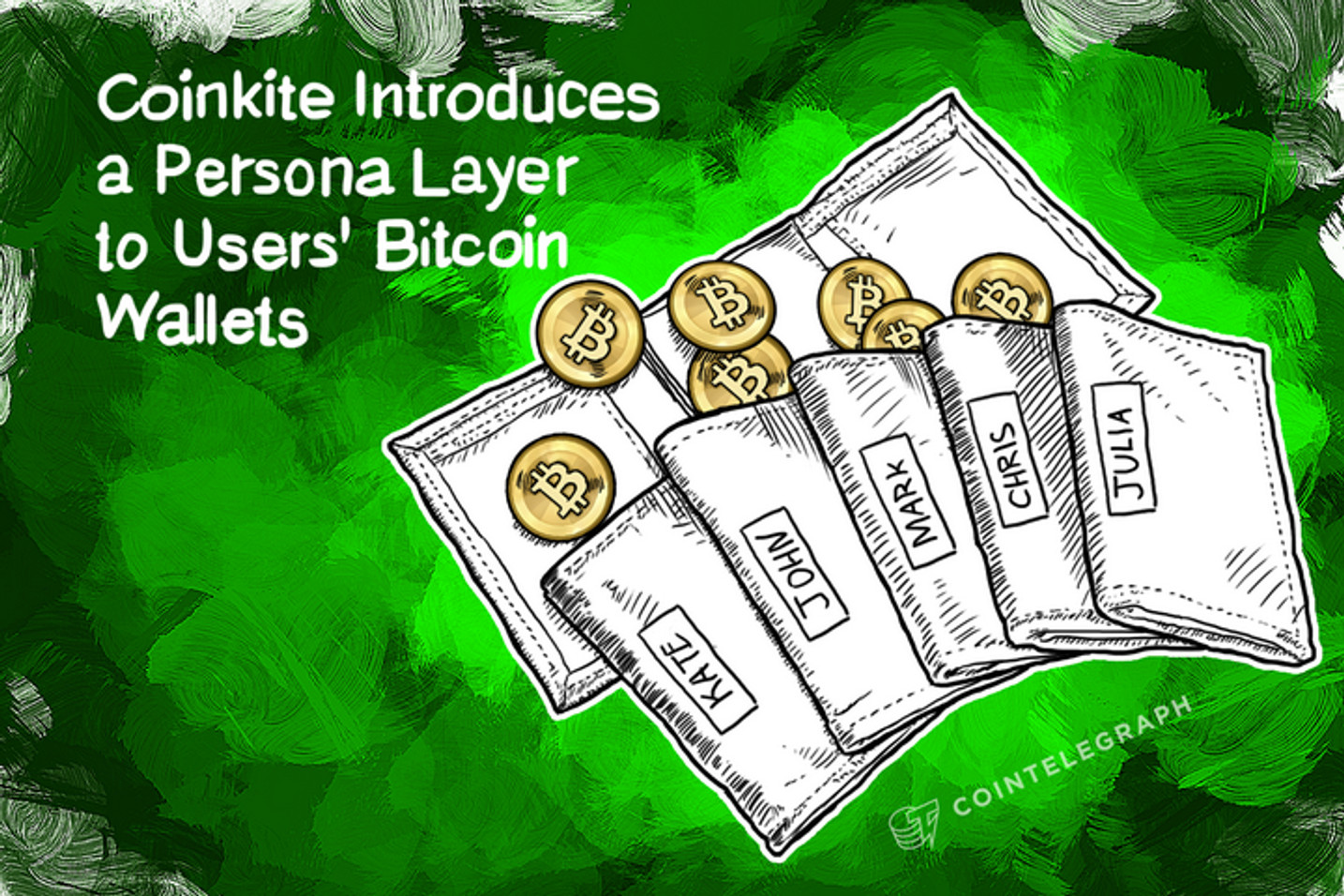 Coinkite Introduces a Persona Layer to Users' Bitcoin Wallets