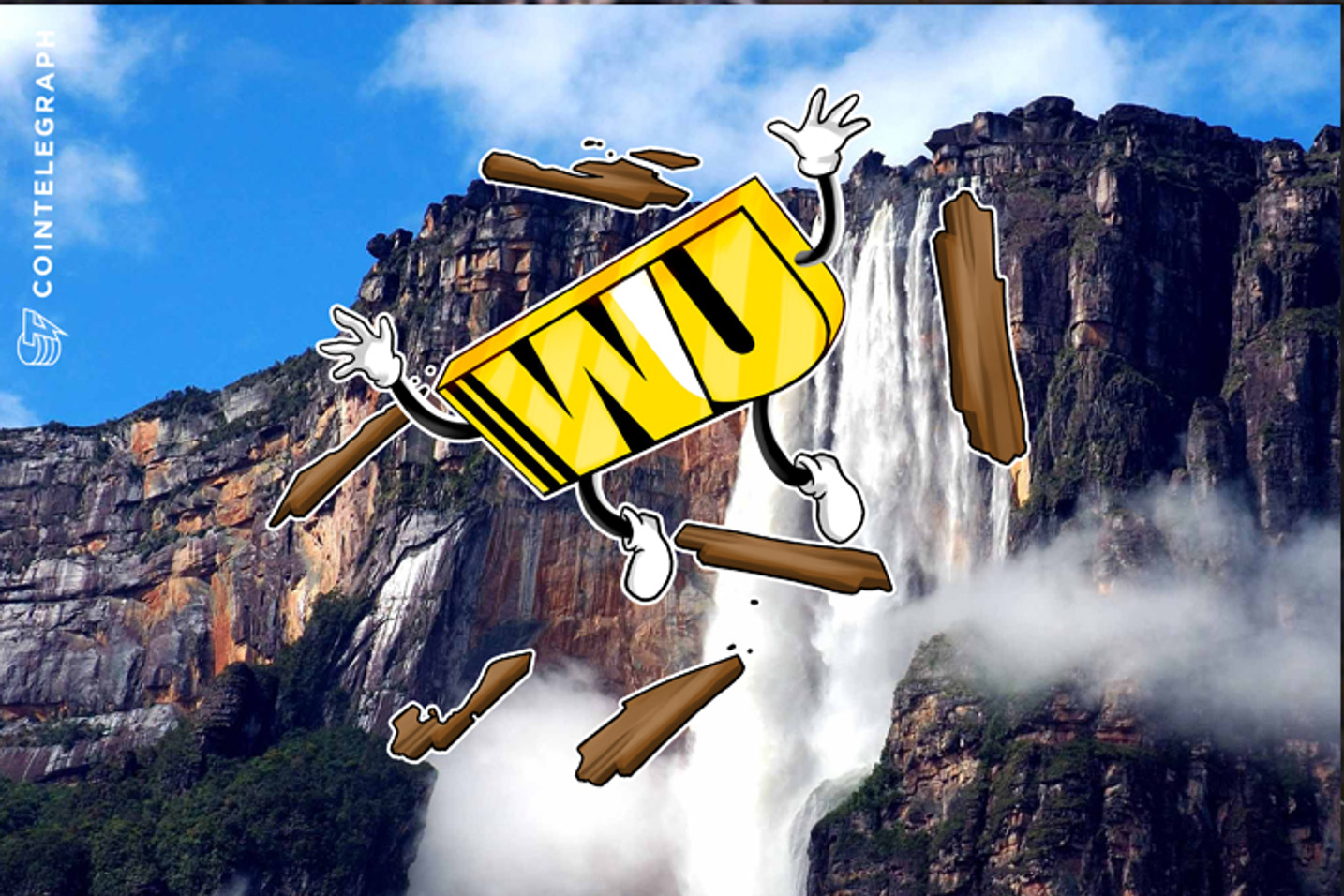Western Union Shares Drop, Bitcoin Interest Surges in Mexico