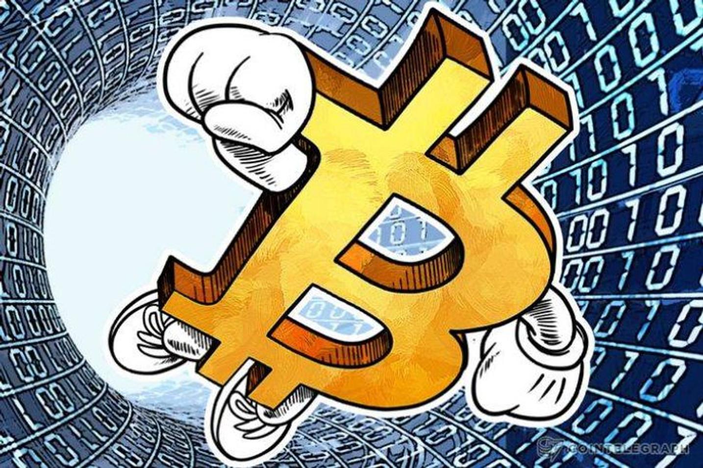 仮想通貨ビットコイン、十数分で5%プラス 人民元安が影響?