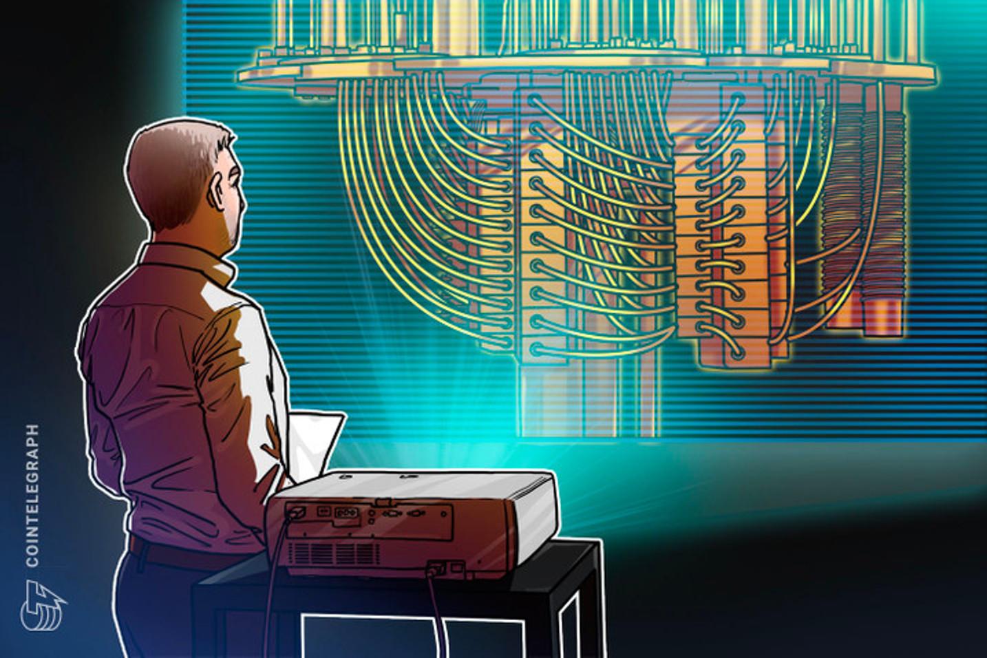 IBM alcanza su mayor volumen cuántico a la fecha