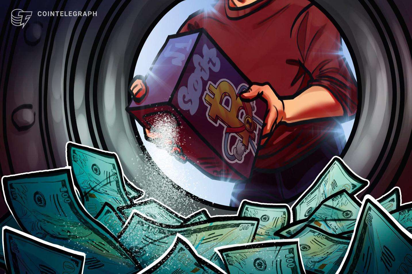 Riciclaggio di denaro: criptovalute e fiat a confronto