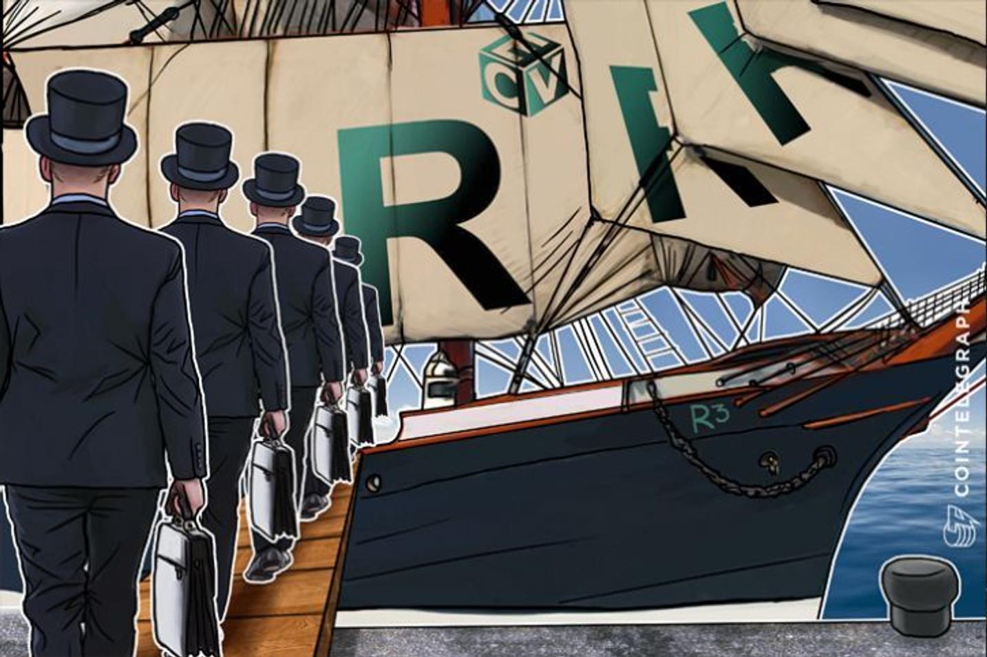R3 Consortium Sues Blockchain Platform Ripple Over Cancelled Billion Dollar Contract