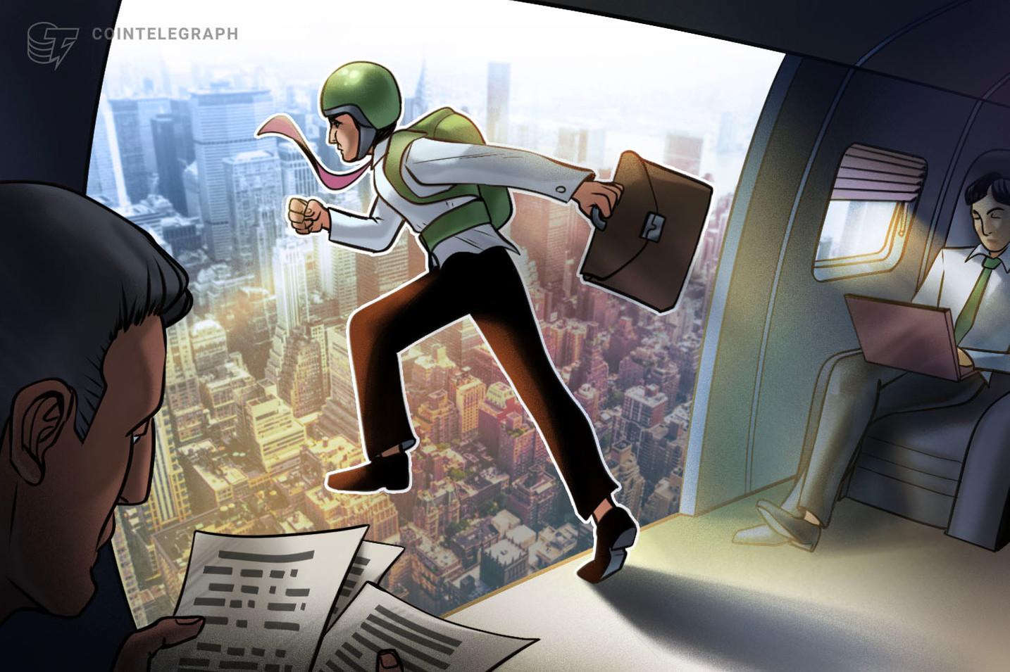 Swisscom Blockchain: CEO Daniel Haudenschield tritt überraschend ab