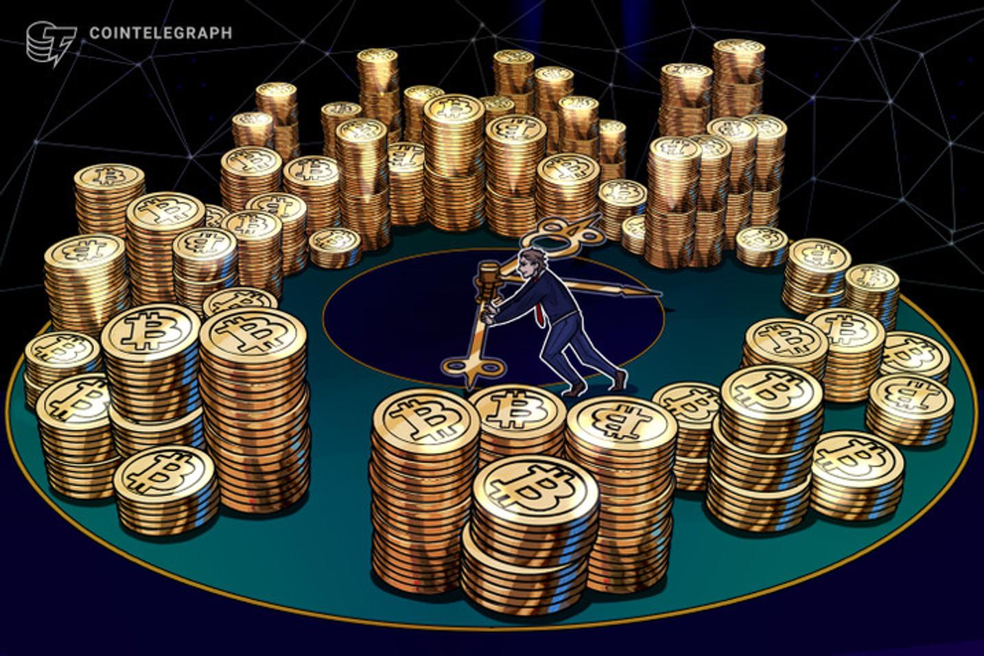 Com 10 vezes mais milionários do que Bitcoins a serem comprados no mundo, moeda pode viver grande escassez, alerta Willy Woo