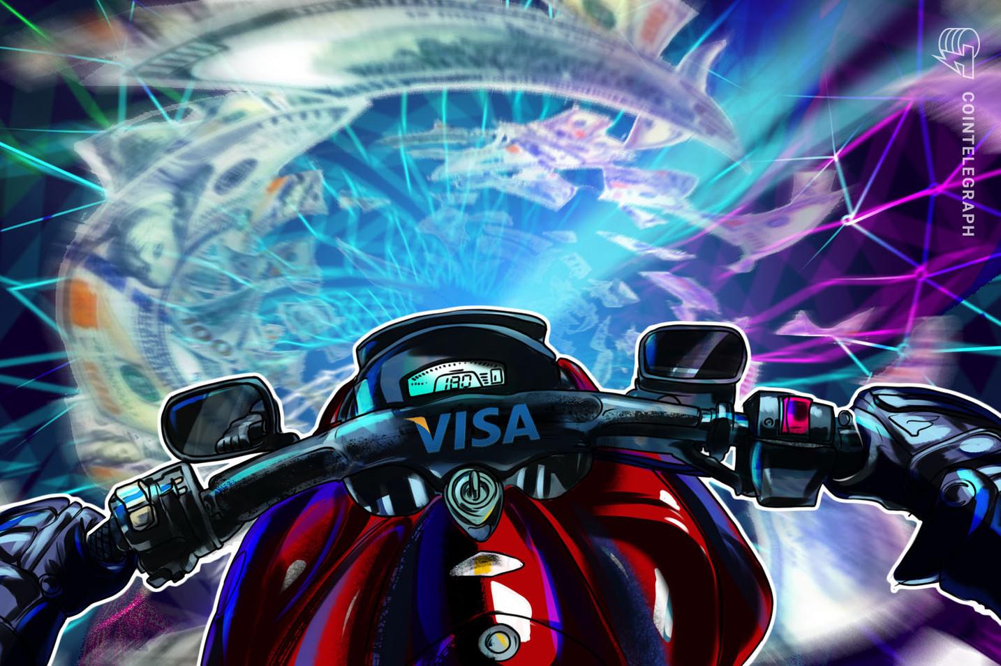 Visa presenta solicitud de patente para una moneda digital