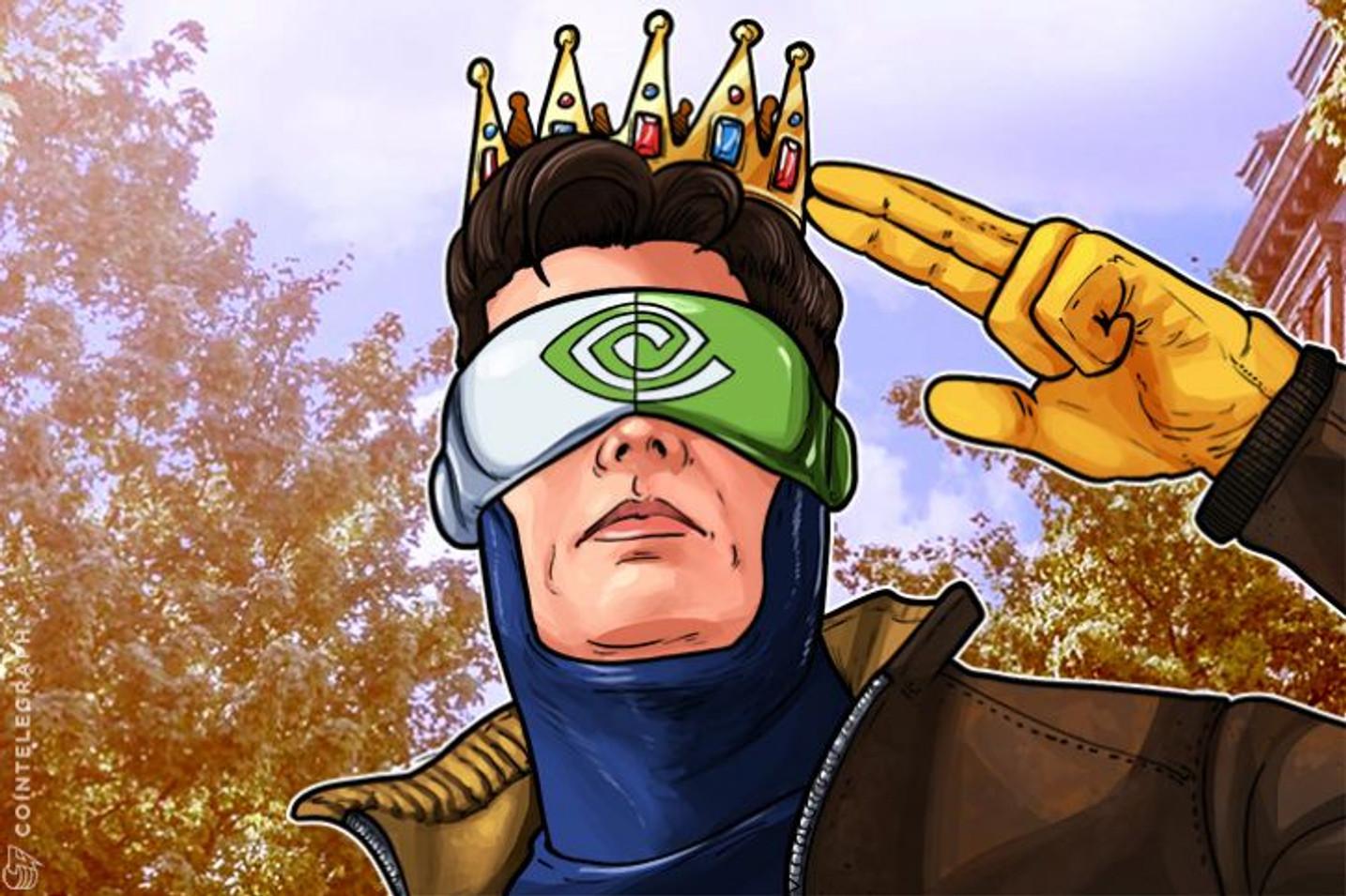 Nvidia comparte el precio la mímica de Bitcoin mientras que la compañía 'se protege' de China