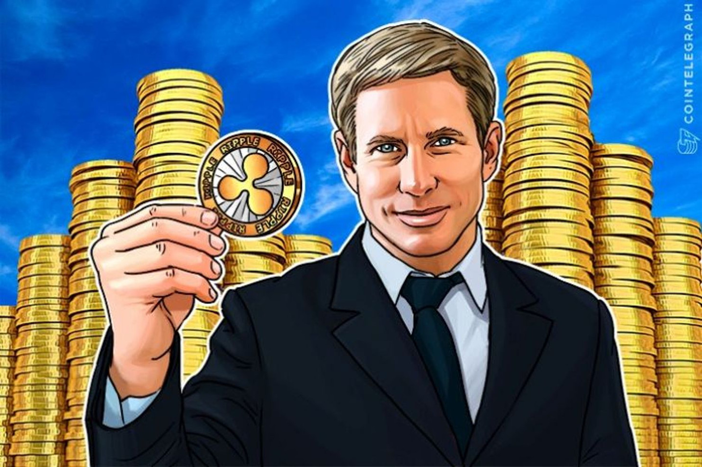 仮想通貨業界初 フォーブス米長者番付にリップル共同創業者