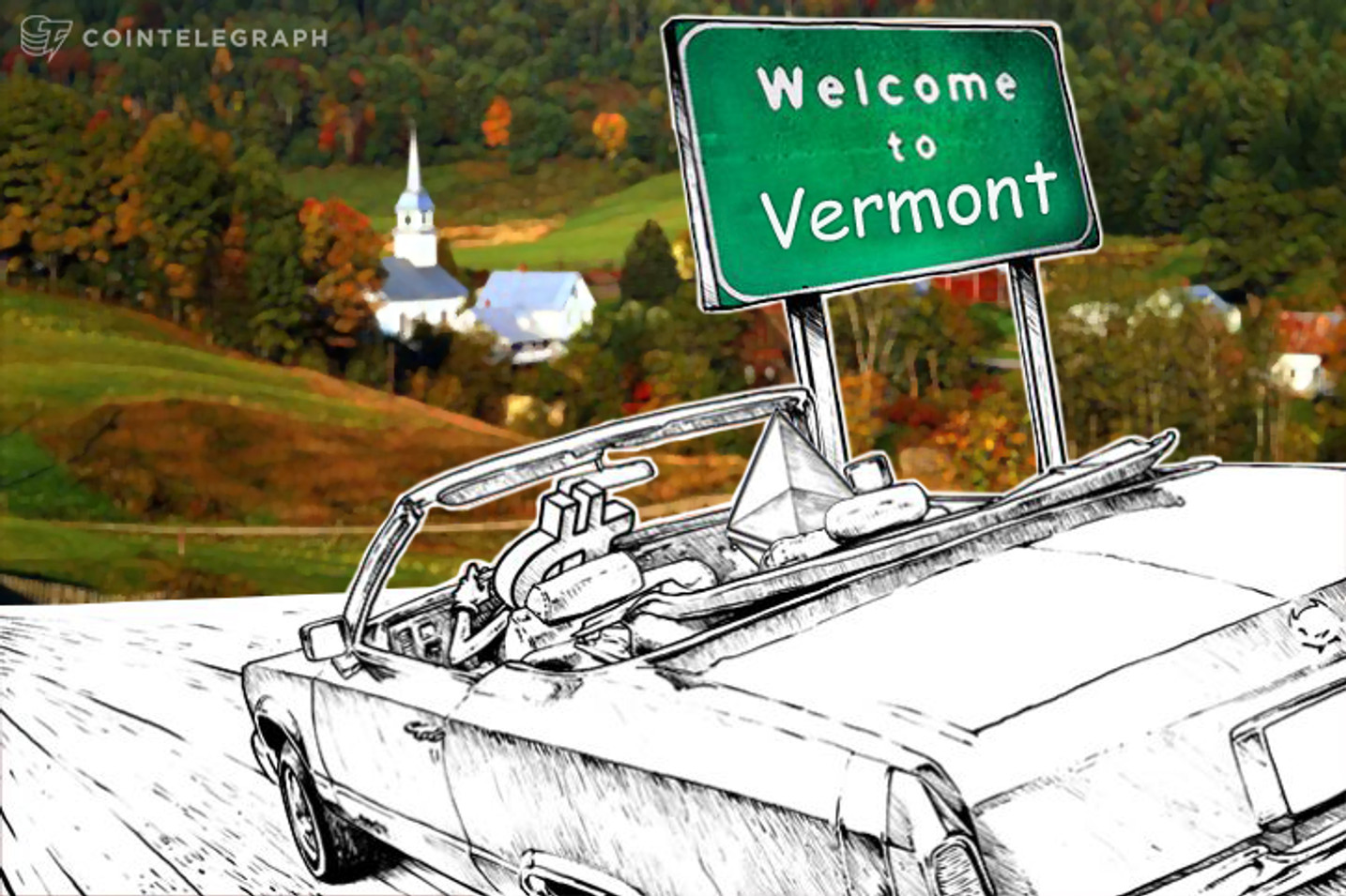 Vermont Considering Blockchain Tech for State Records, Smart Contracts