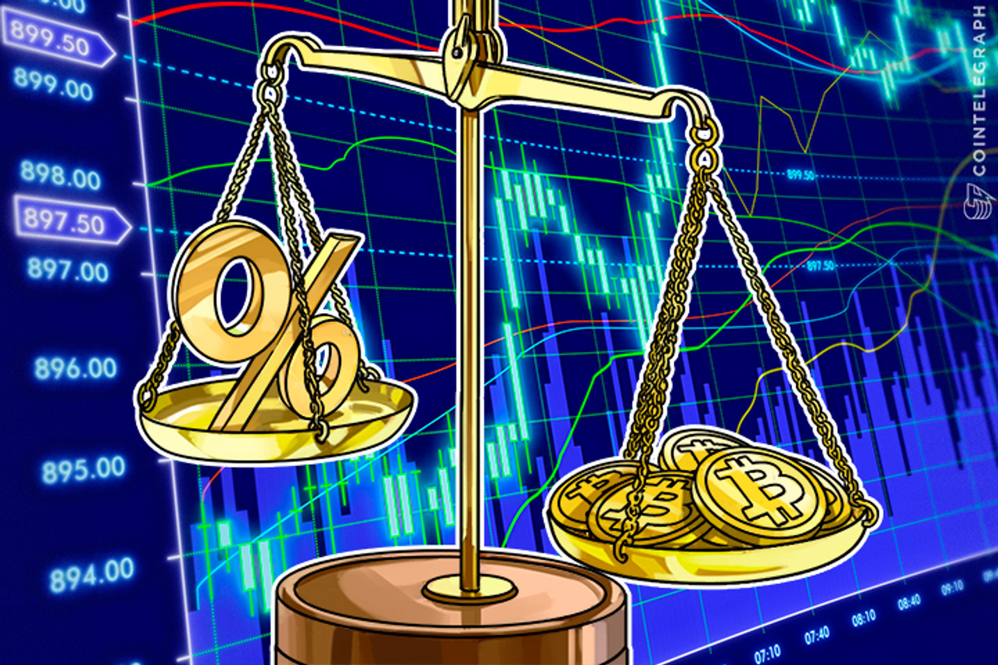 Bitcoin Margin Trading Record High in November, London-Based Firm Reports