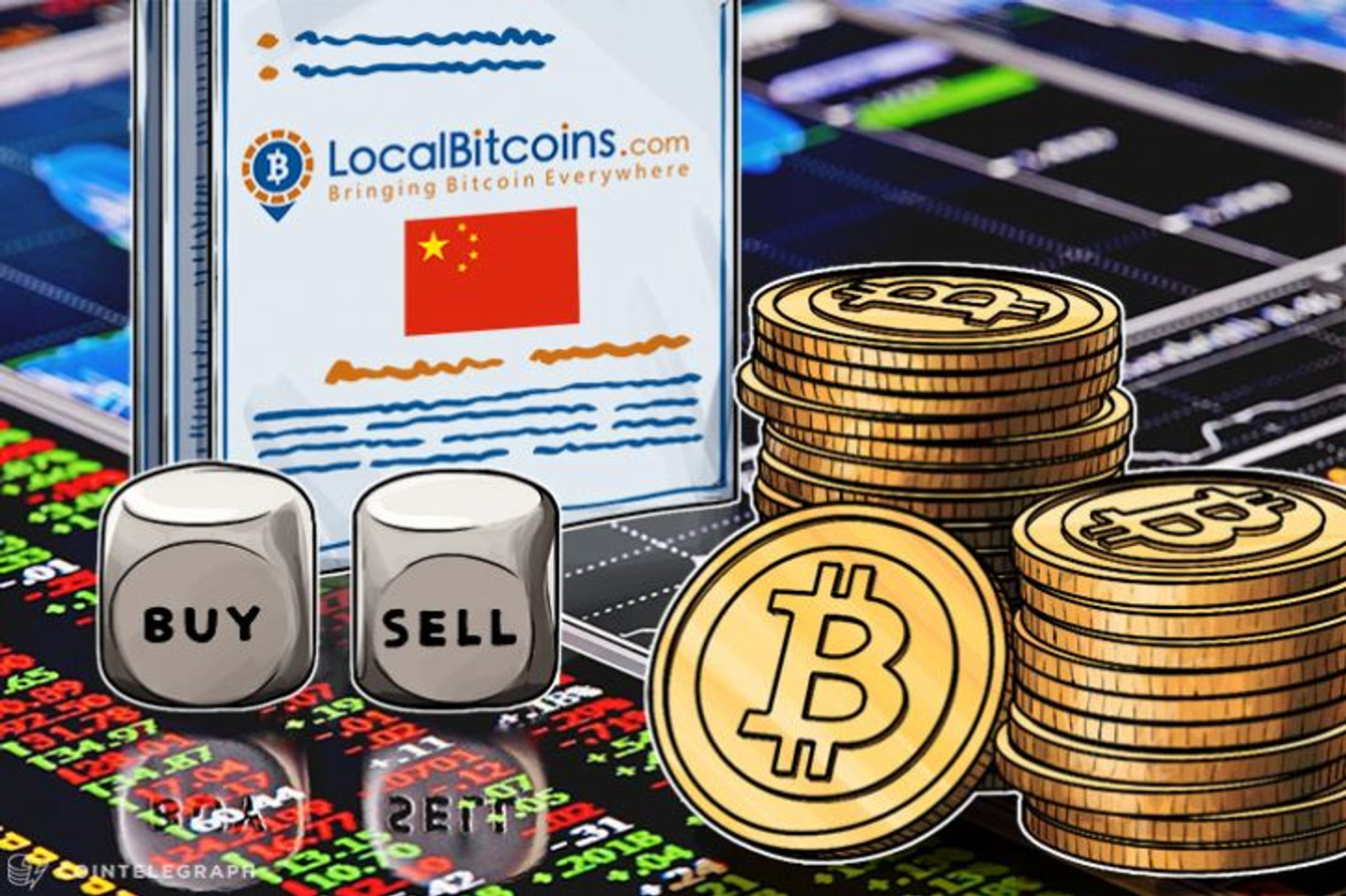 Bitcoin Exchange Woes See Almost $50 Mln Pass Through LocalBitcoins