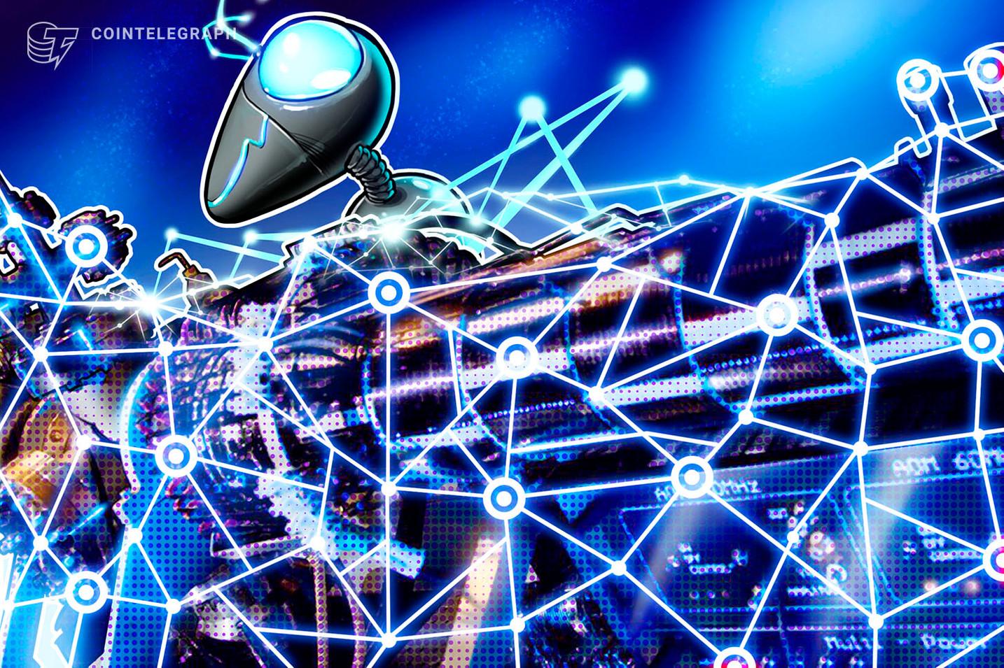 Governo chinês lança sua primeira plataforma Blockchain