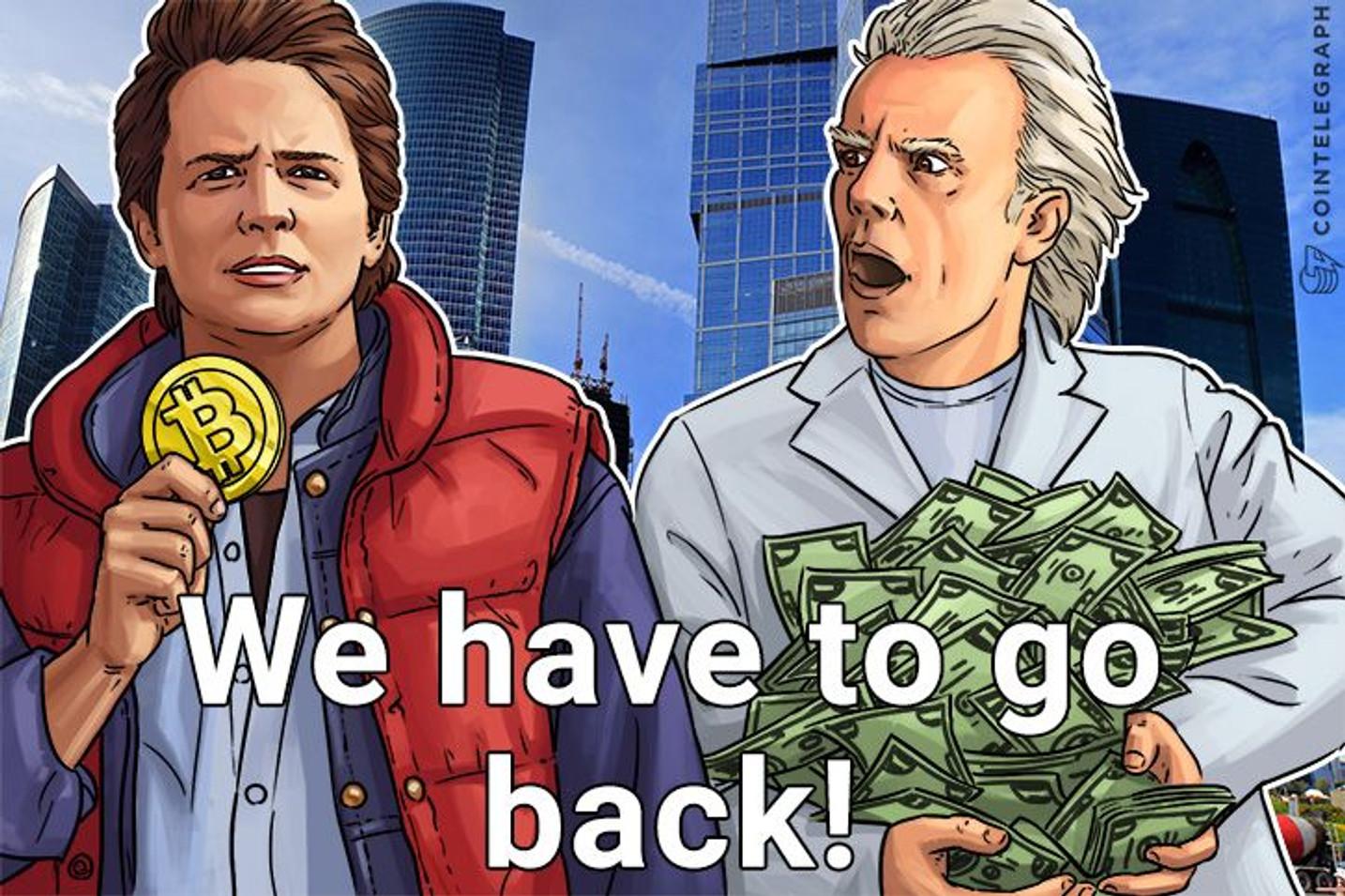 爆発的な価格急騰―2010年に100ドルで買ったビットコインが現在では7,500万ドルに