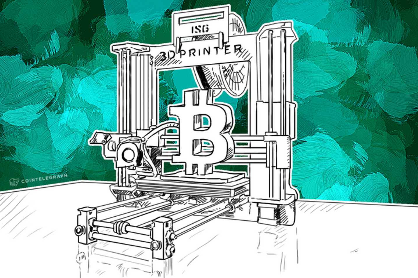 ISG Now Accepts Cryptocurrency for 3D Printers and Related Services