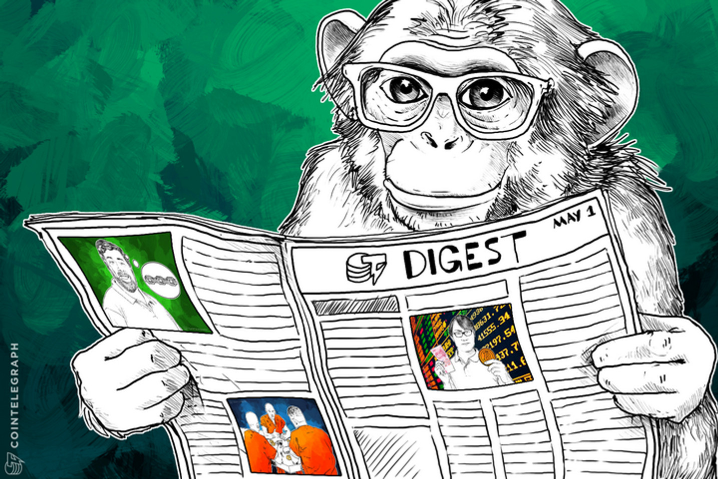 MAY 1 DIGEST: 21 Inc. to Embed ASIC Bitcoin Mining Chips Into Everyday Devices, BitGo Said to be Patenting Bitcoin Multisig