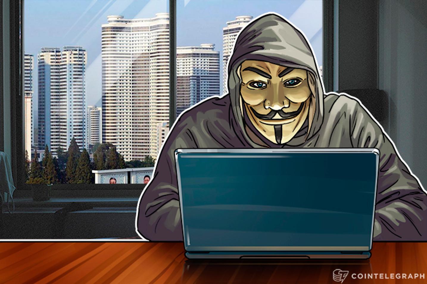Los hackers norcoreanos atacan casa de cambio de Bitcoin en Corea del Sur