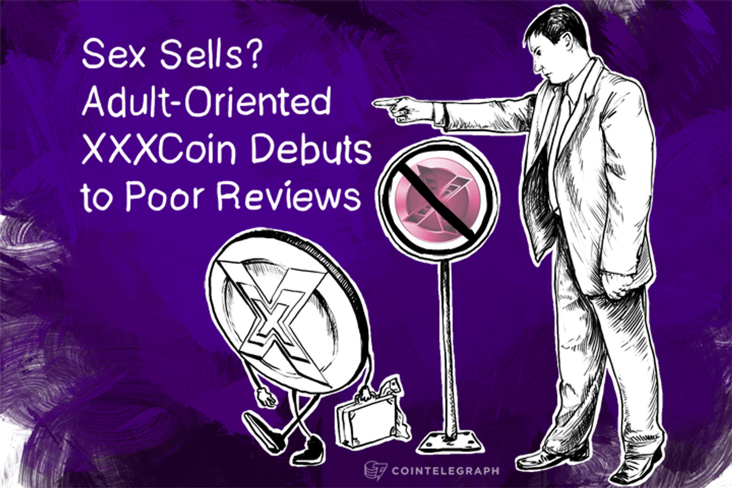 Sex Sells? Adult-Oriented XXXCoin Debuts to Poor Reviews