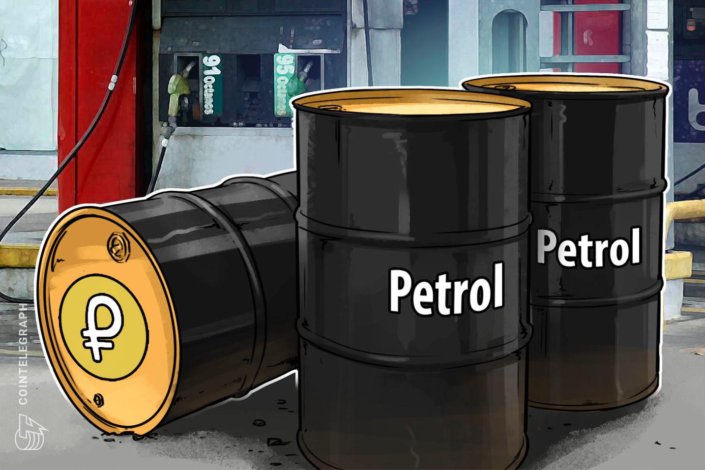 Venezuela erhöht Benzinpreise: Nur Petro-Zahlungen an Tankstellen