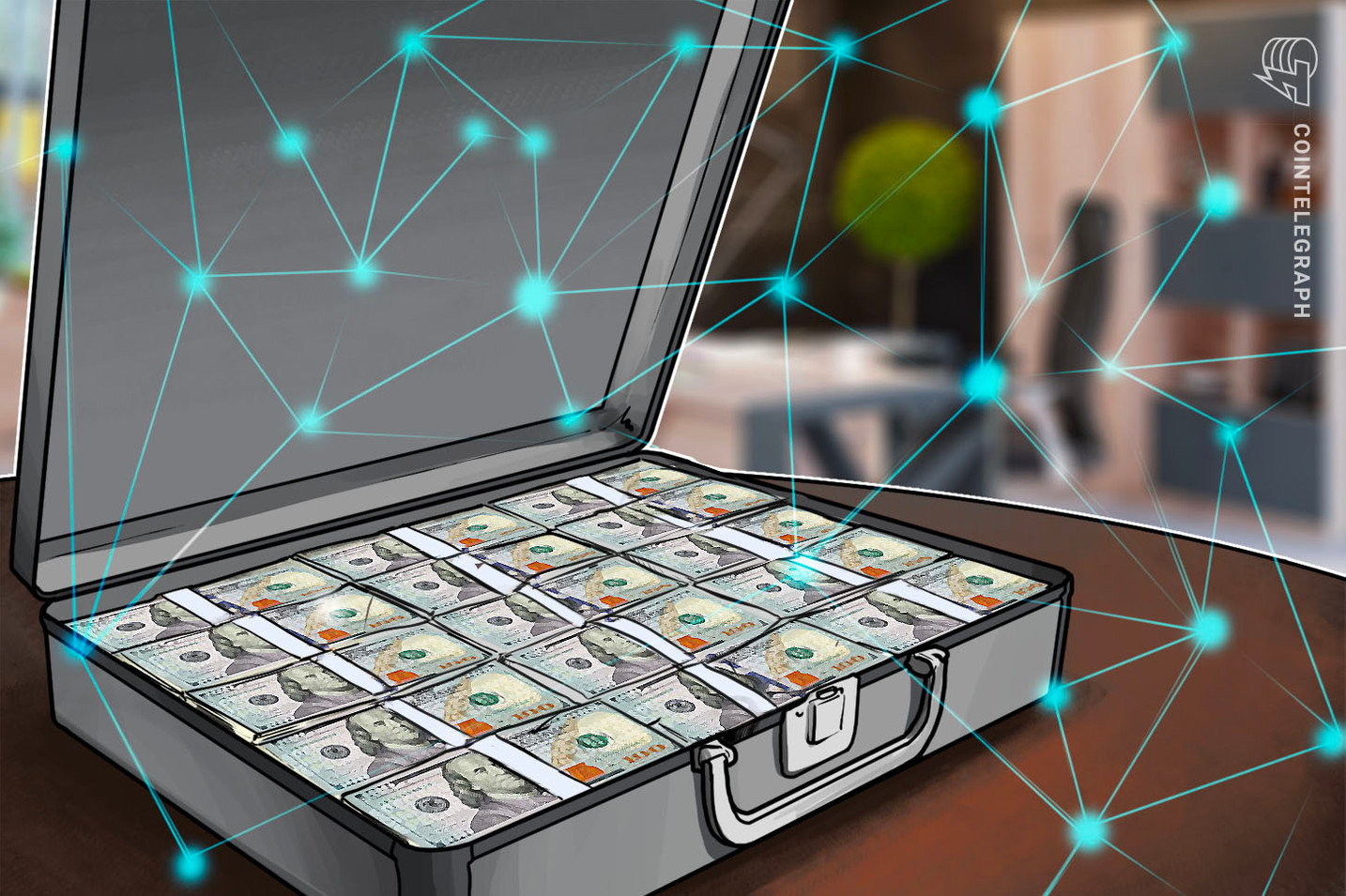 Empresa inmobiliaria suiza cierra un acuerdo de 134 millones de dólares usando blockchain
